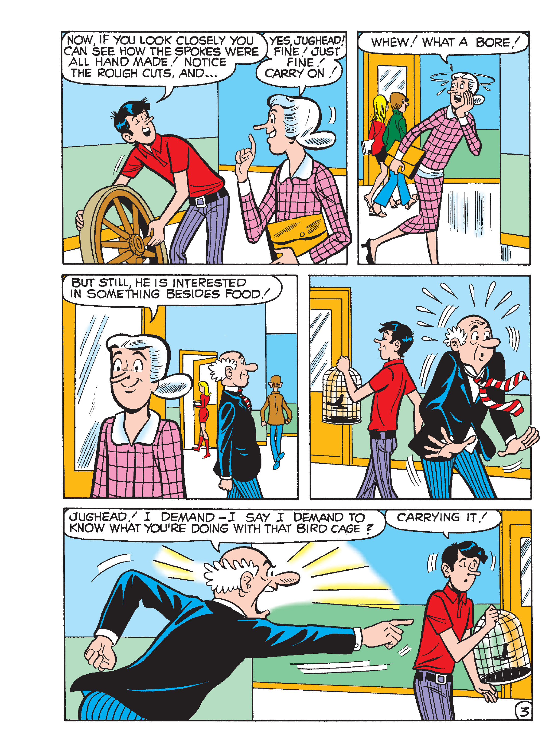 Read online World of Archie Double Digest comic -  Issue #64 - 111