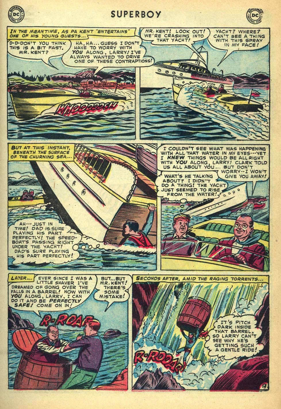 Superboy (1949) issue 25 - Page 21