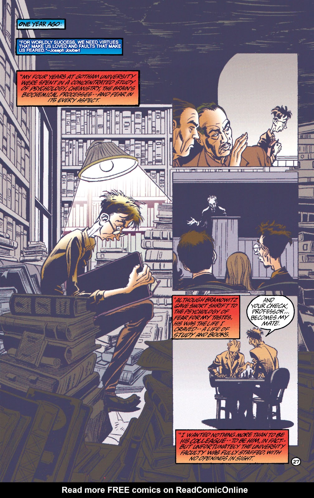 Read online Batman Arkham: Scarecrow comic -  Issue # TPB (Part 2) - 67