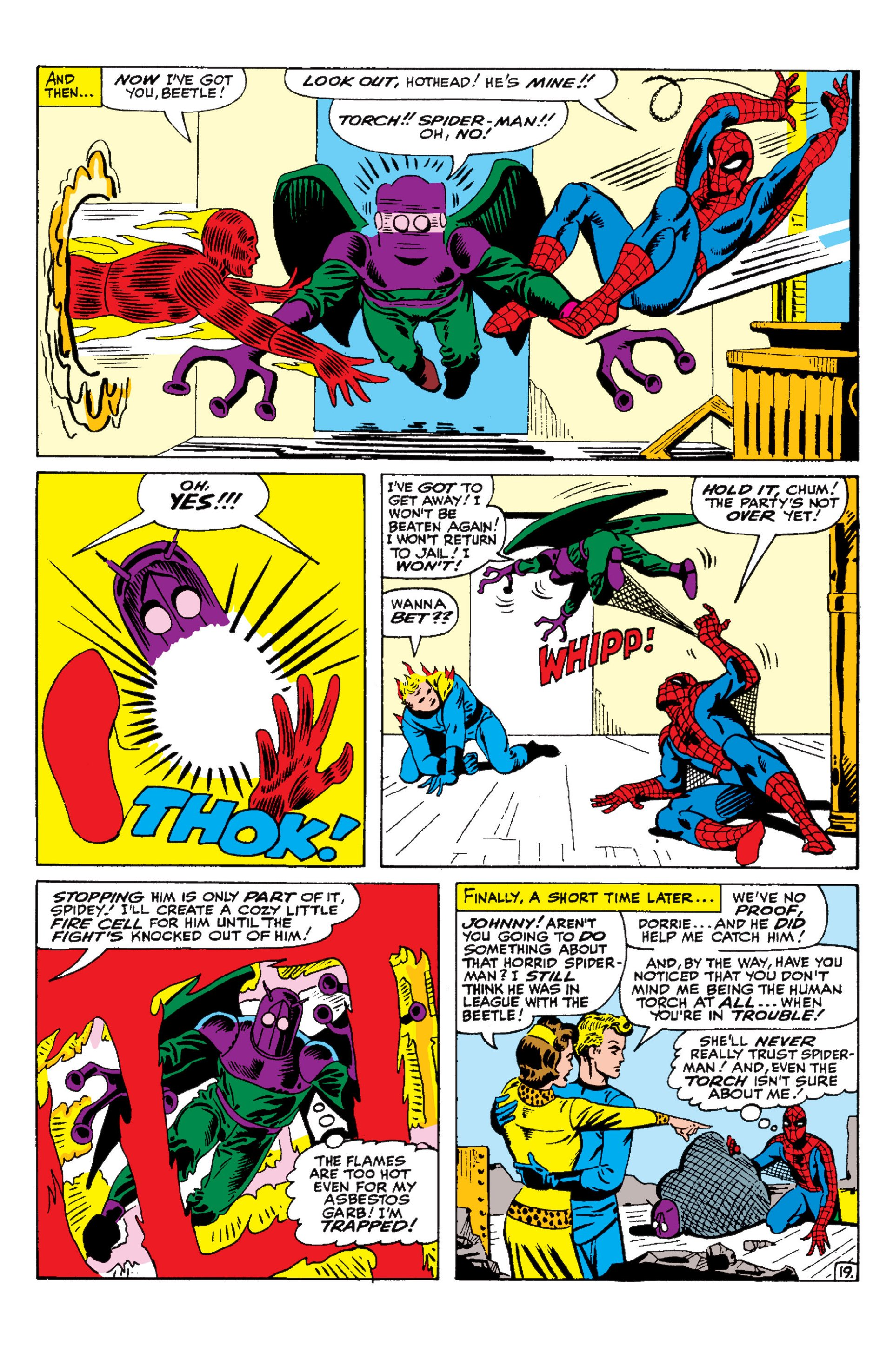 The Amazing Spider-Man (1963) 21 Page 19