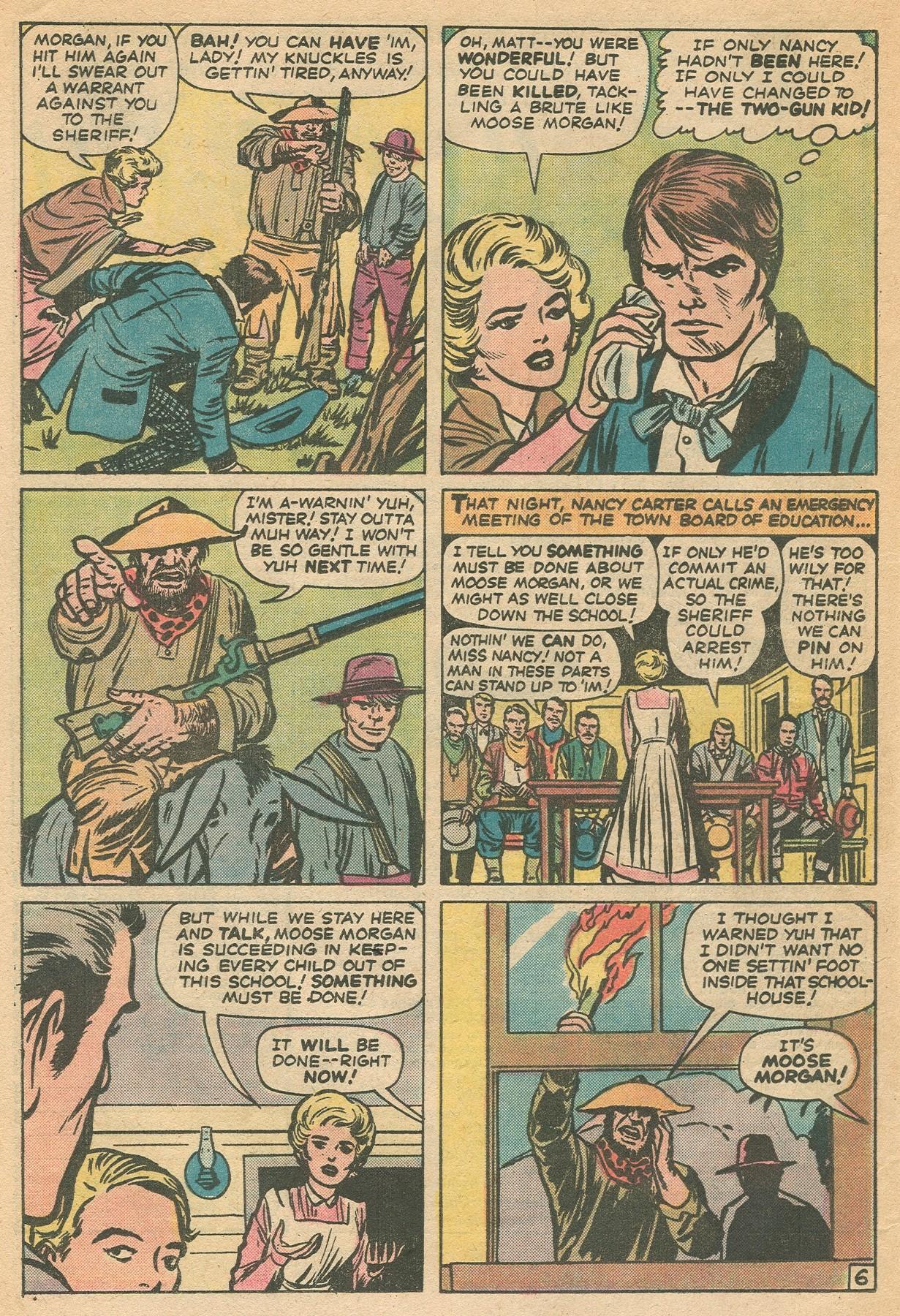 Read online Two-Gun Kid comic -  Issue #130 - 12