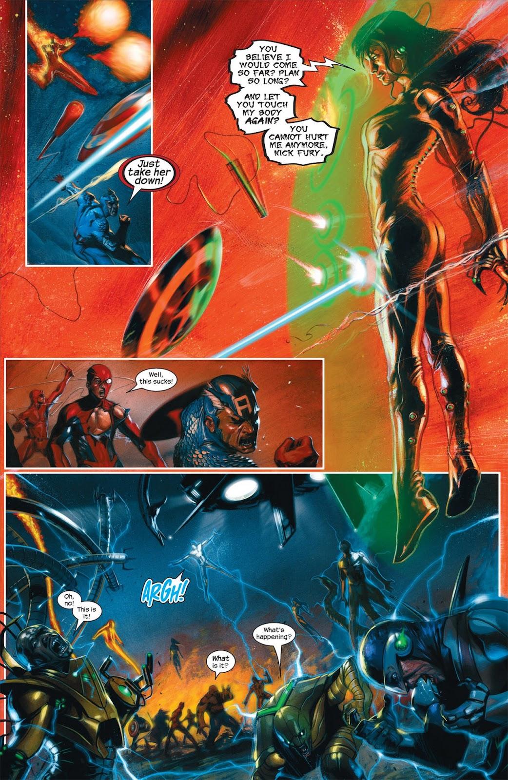 Read online Secret War comic -  Issue #4 - 14
