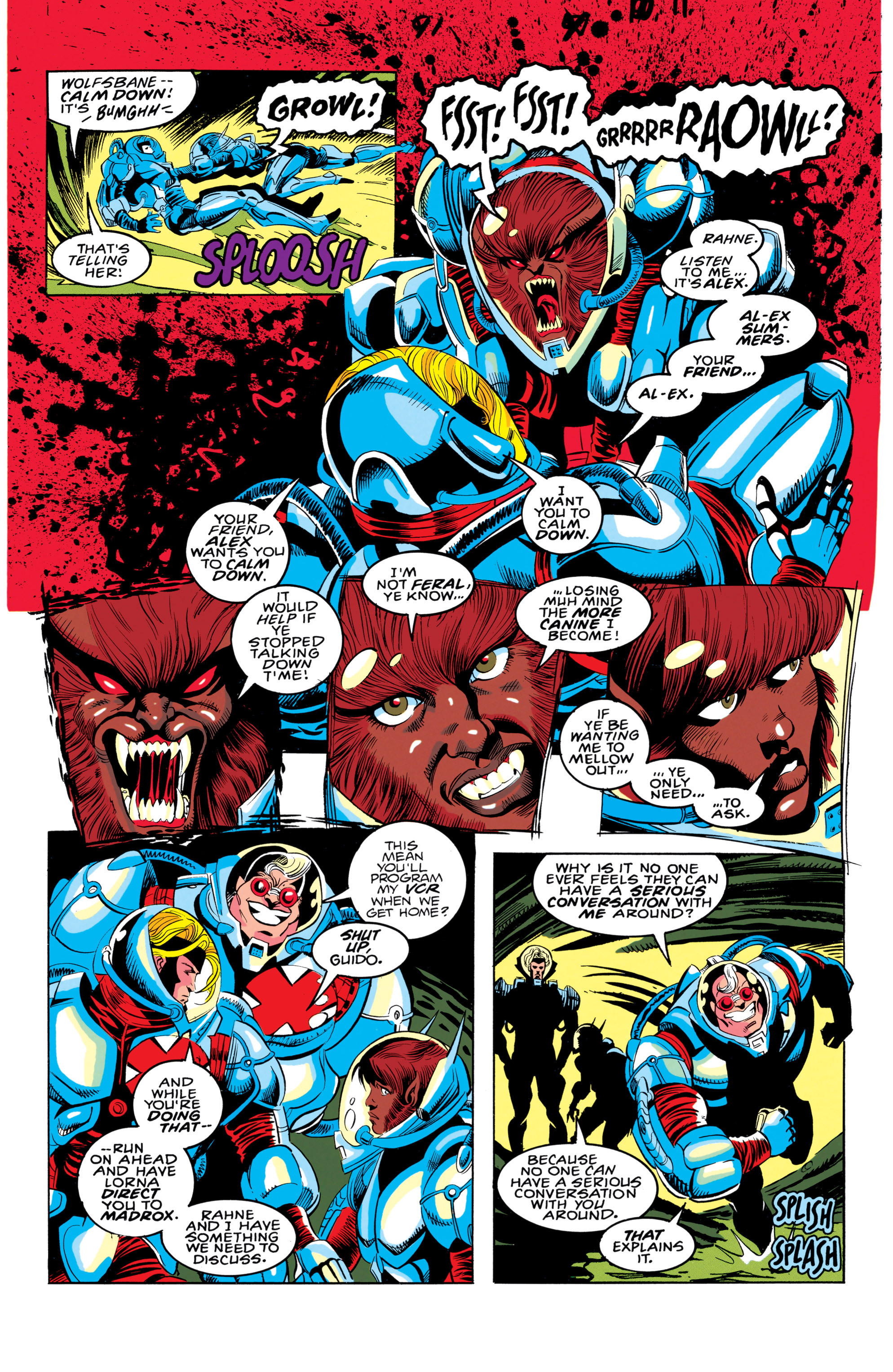 Read online X-Factor (1986) comic -  Issue #91 - 9