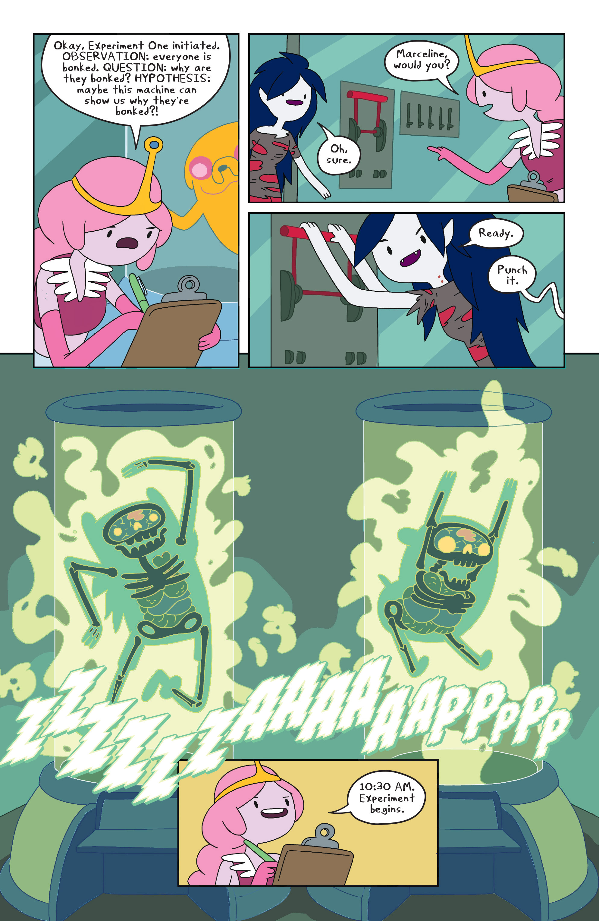 Read online Adventure Time comic -  Issue #Adventure Time _TPB 5 - 70
