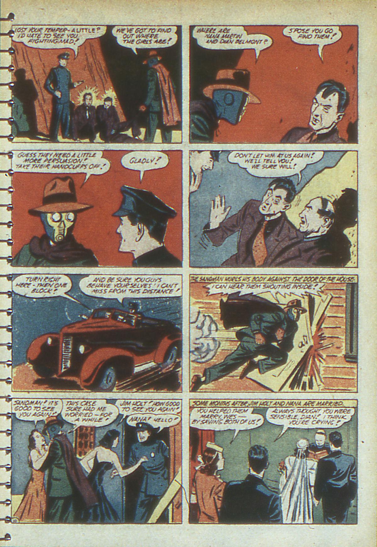 Read online Adventure Comics (1938) comic -  Issue #54 - 66