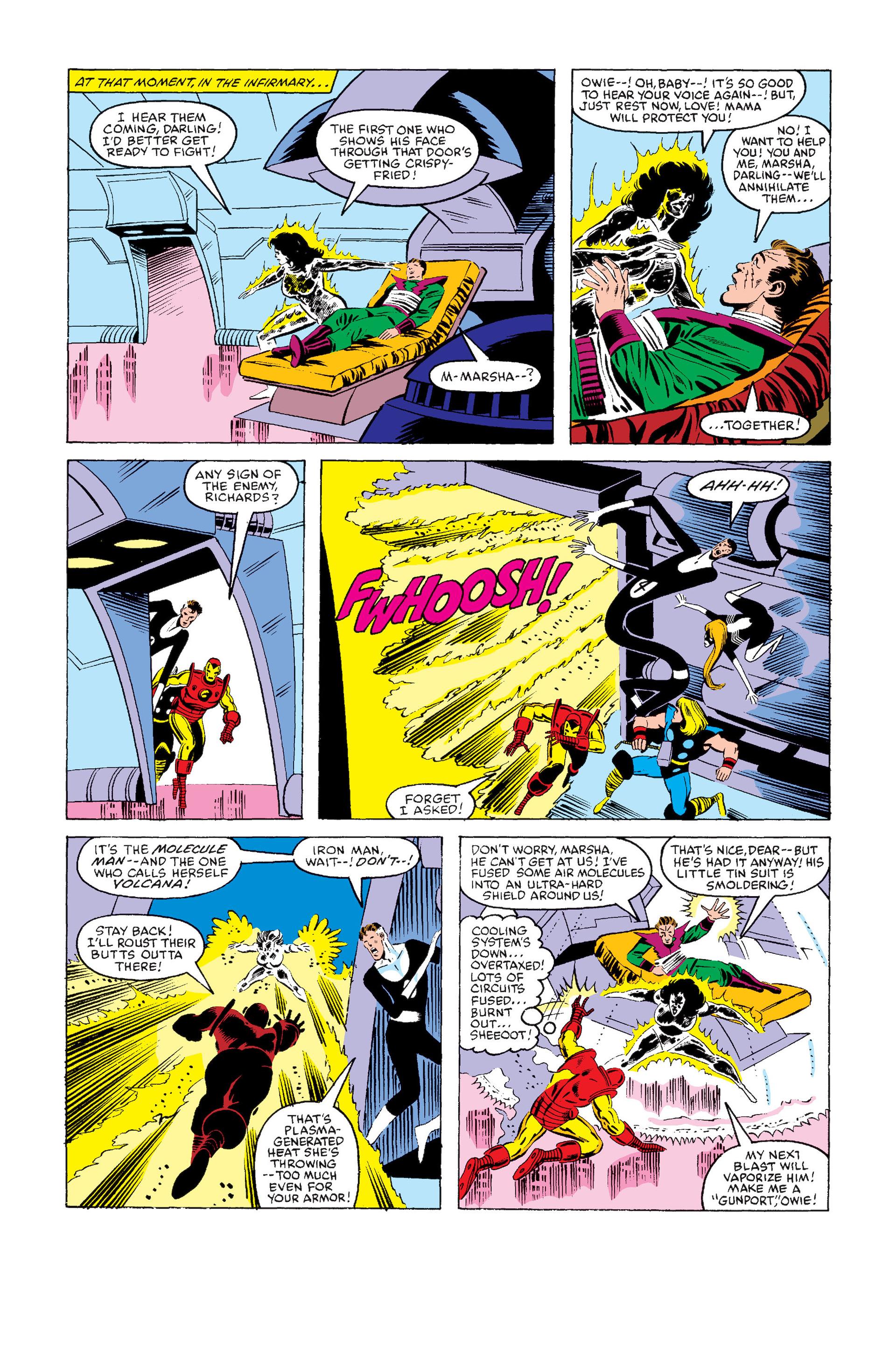 Read online Secret Wars (1985) comic -  Issue #8 - 14