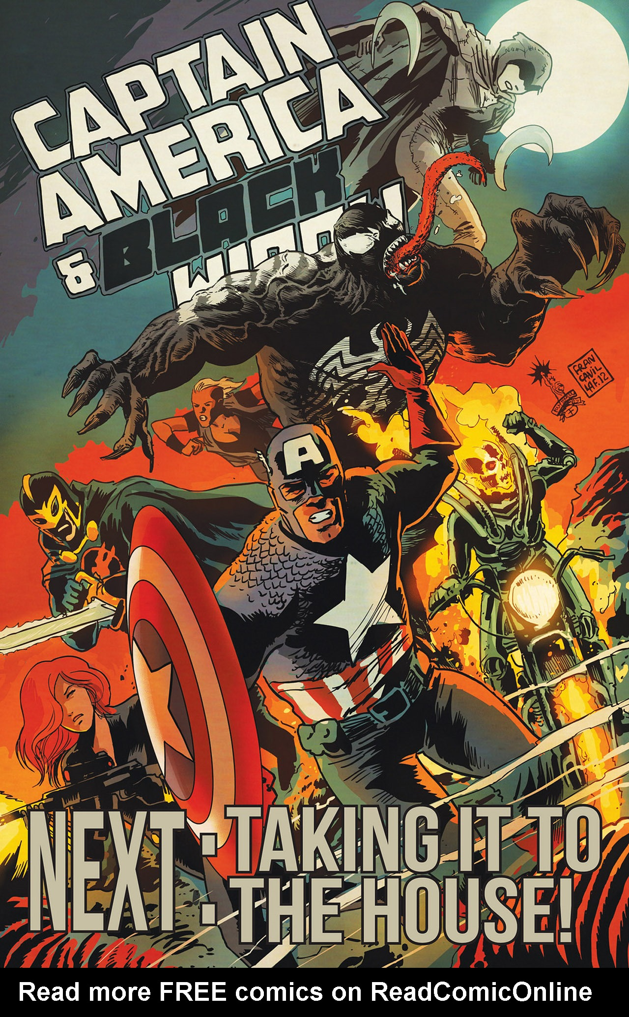 Read online Captain America And Black Widow comic -  Issue #639 - 21