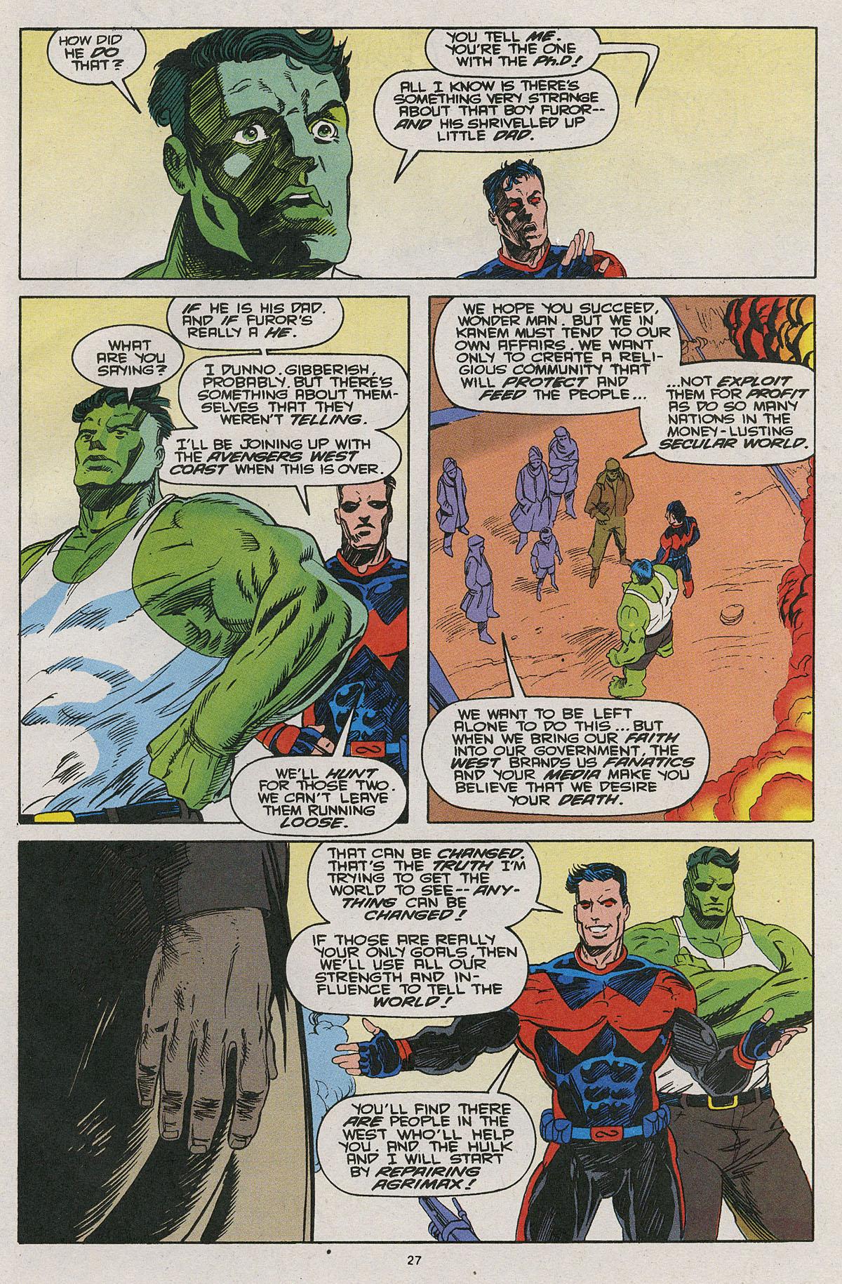 Read online Wonder Man (1991) comic -  Issue #27 - 21