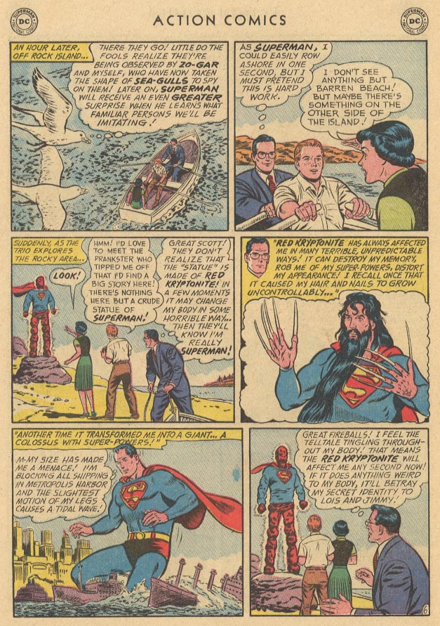 Read online Action Comics (1938) comic -  Issue #283 - 8