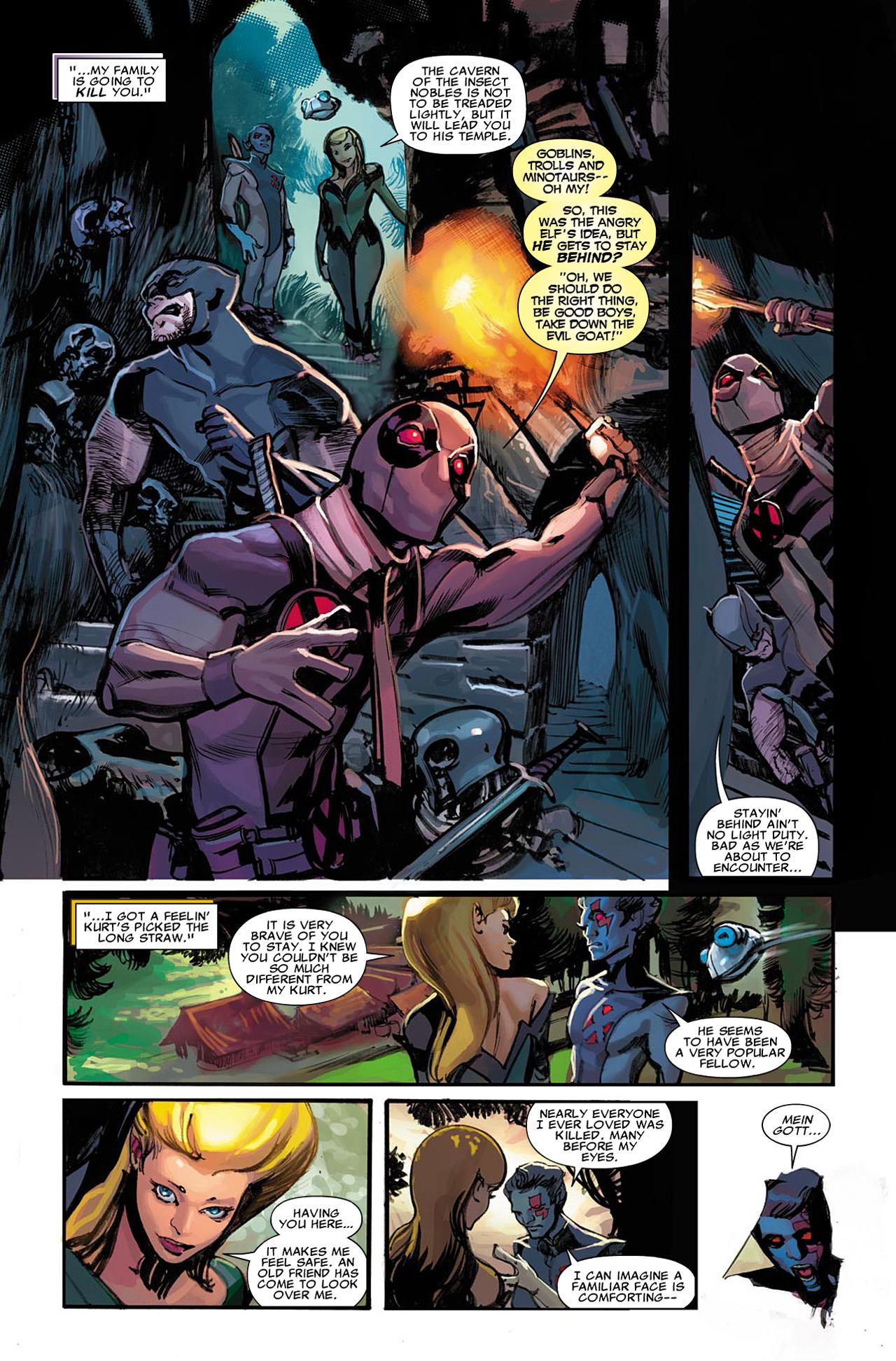 Uncanny X-Force (2010) #22 #24 - English 9