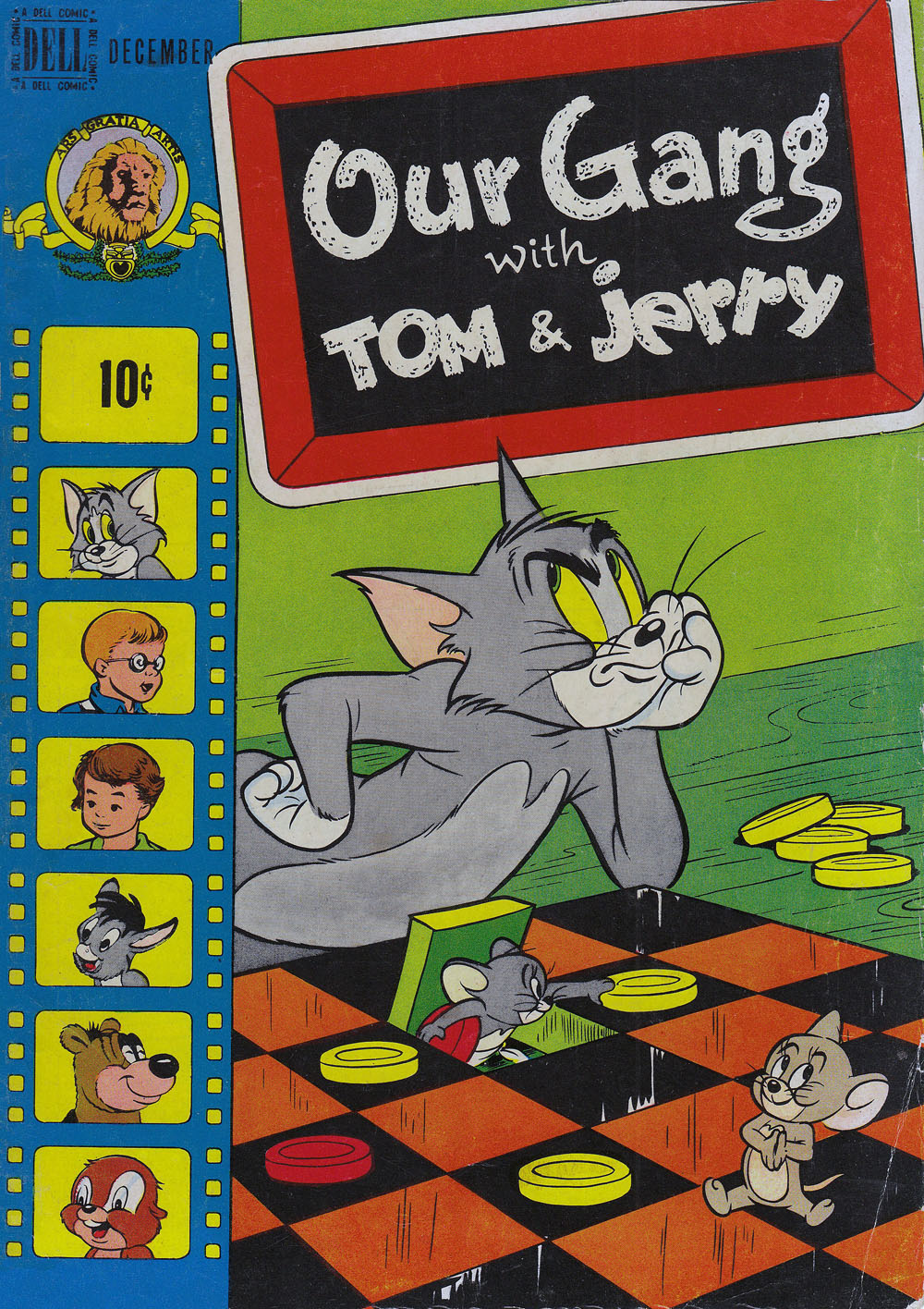 Our Gang with Tom & Jerry issue 53 - Page 1
