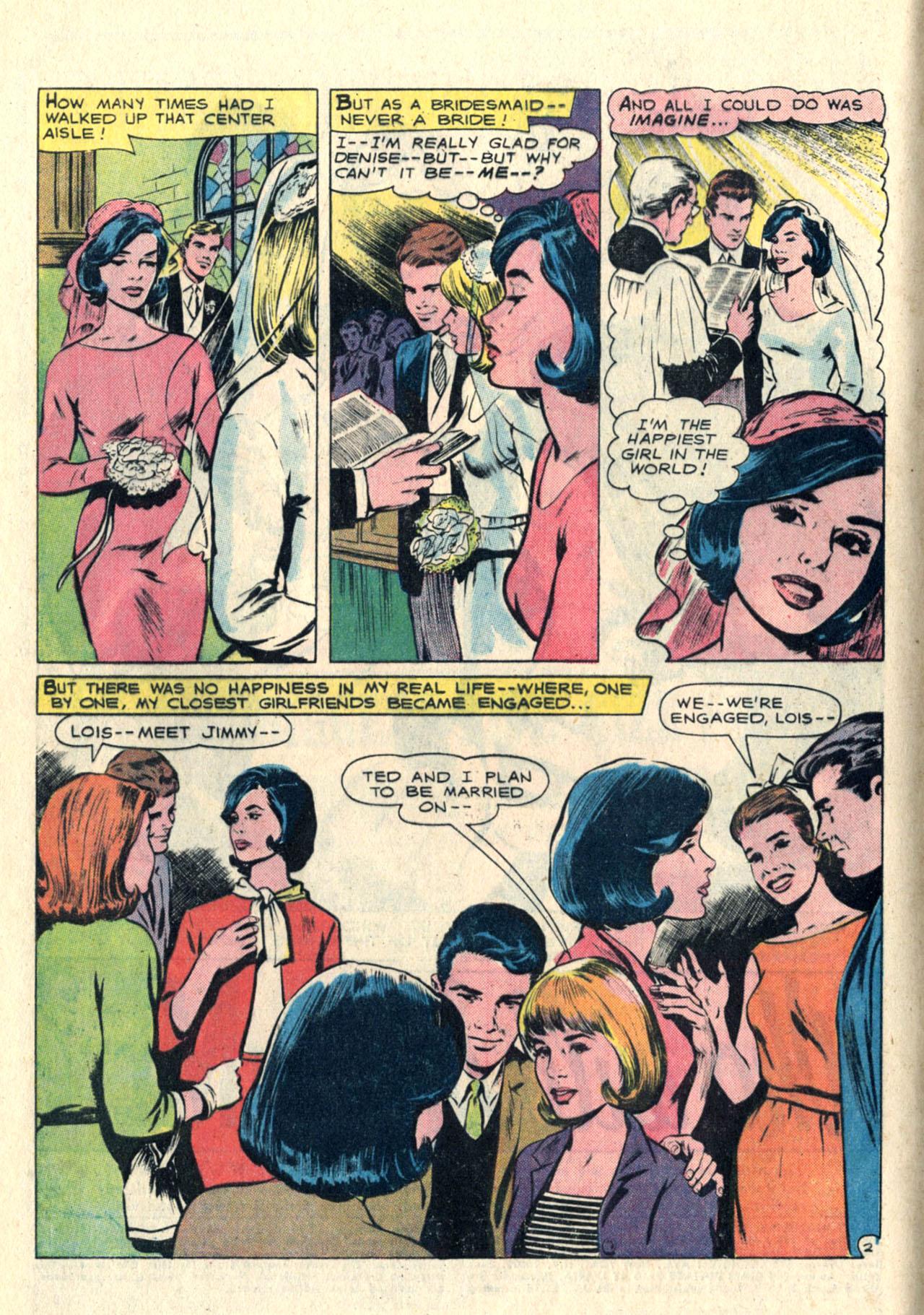 Read online Secret Hearts comic -  Issue #113 - 4