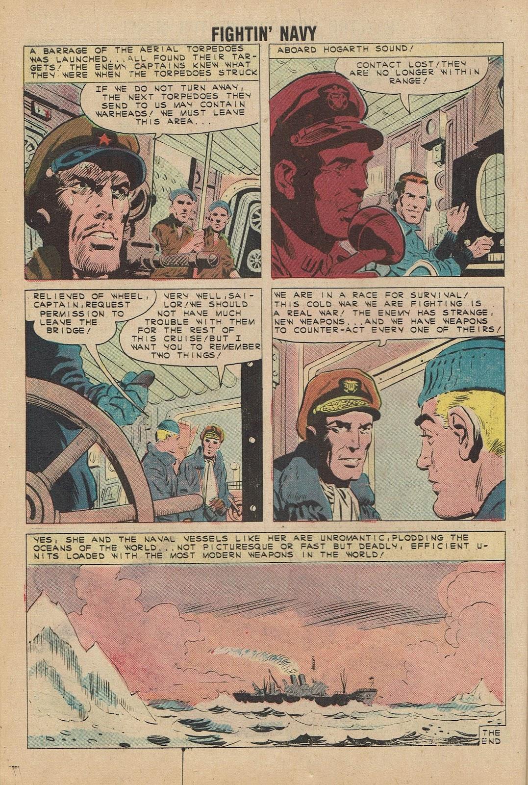 Read online Fightin' Navy comic -  Issue #98 - 10