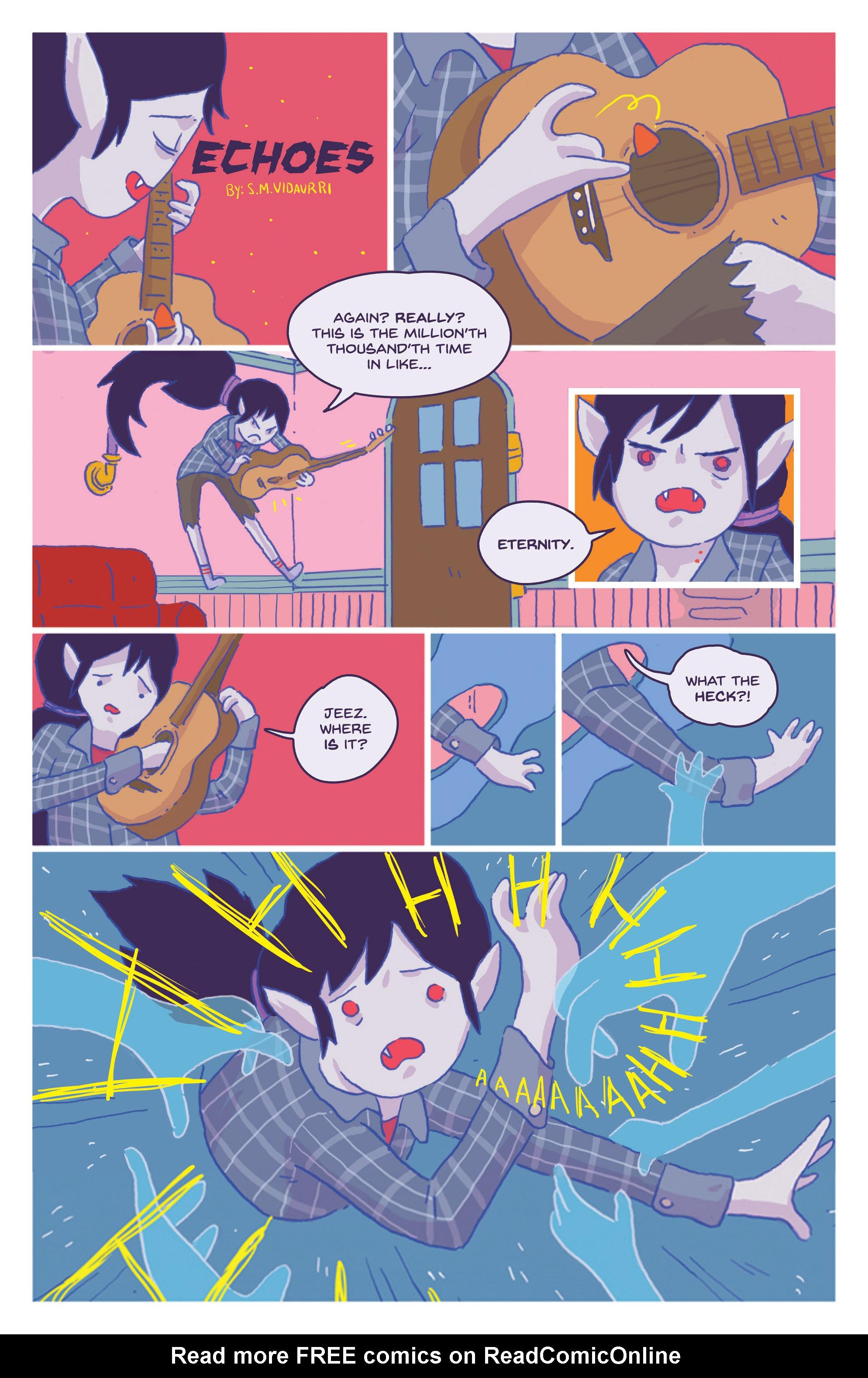 Read online Adventure Time Comics comic -  Issue #3 - 12