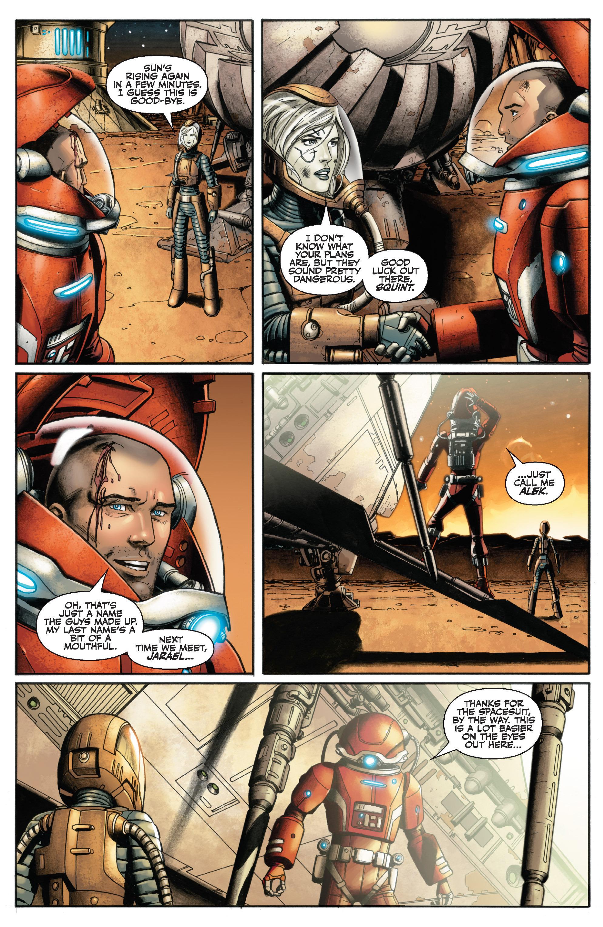 Read online Star Wars Omnibus comic -  Issue # Vol. 29 - 206