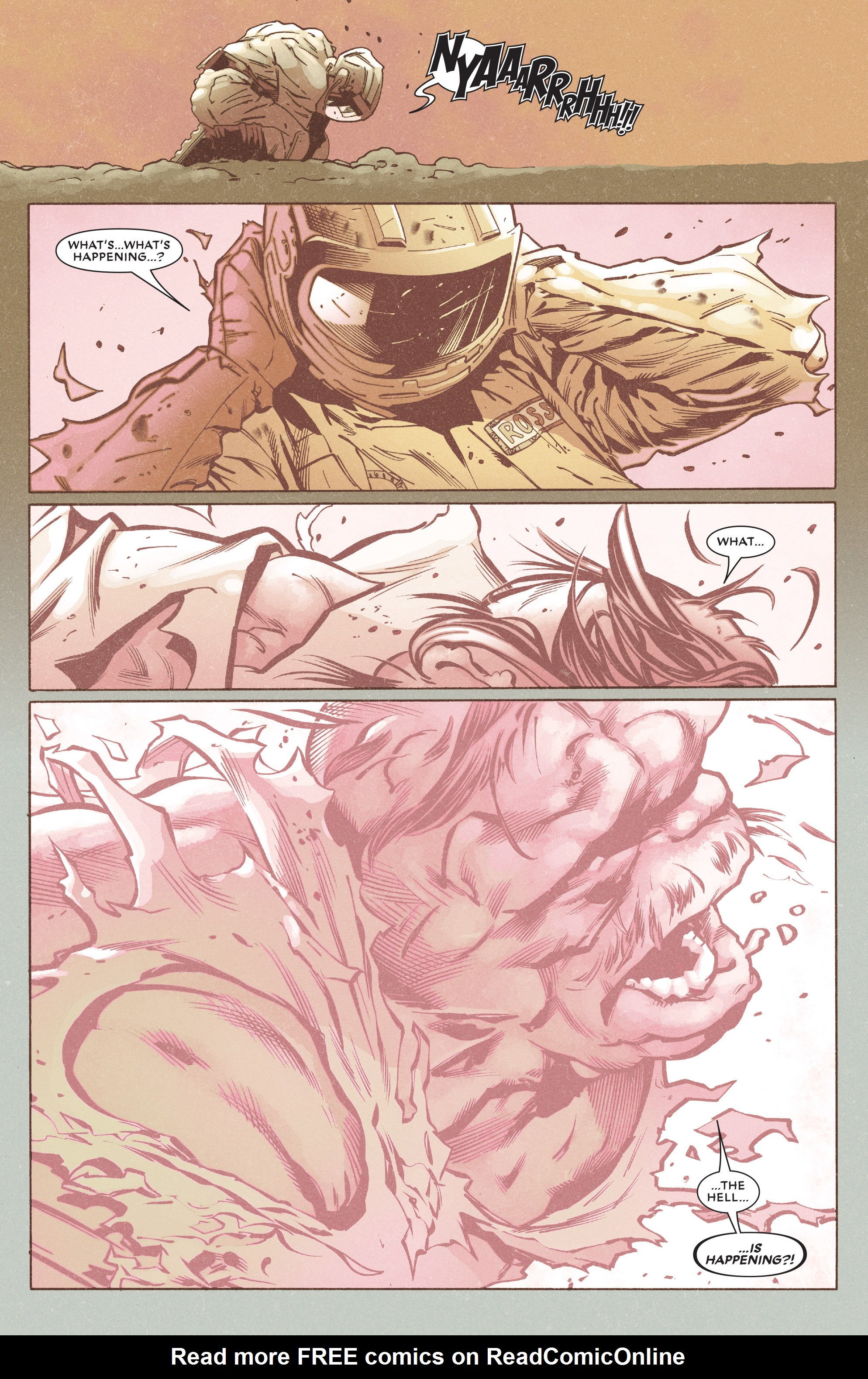 Read online Future Imperfect comic -  Issue #2 - 7