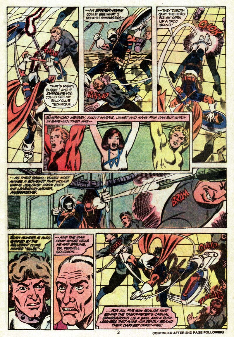 The Avengers (1963) 196 Page 3