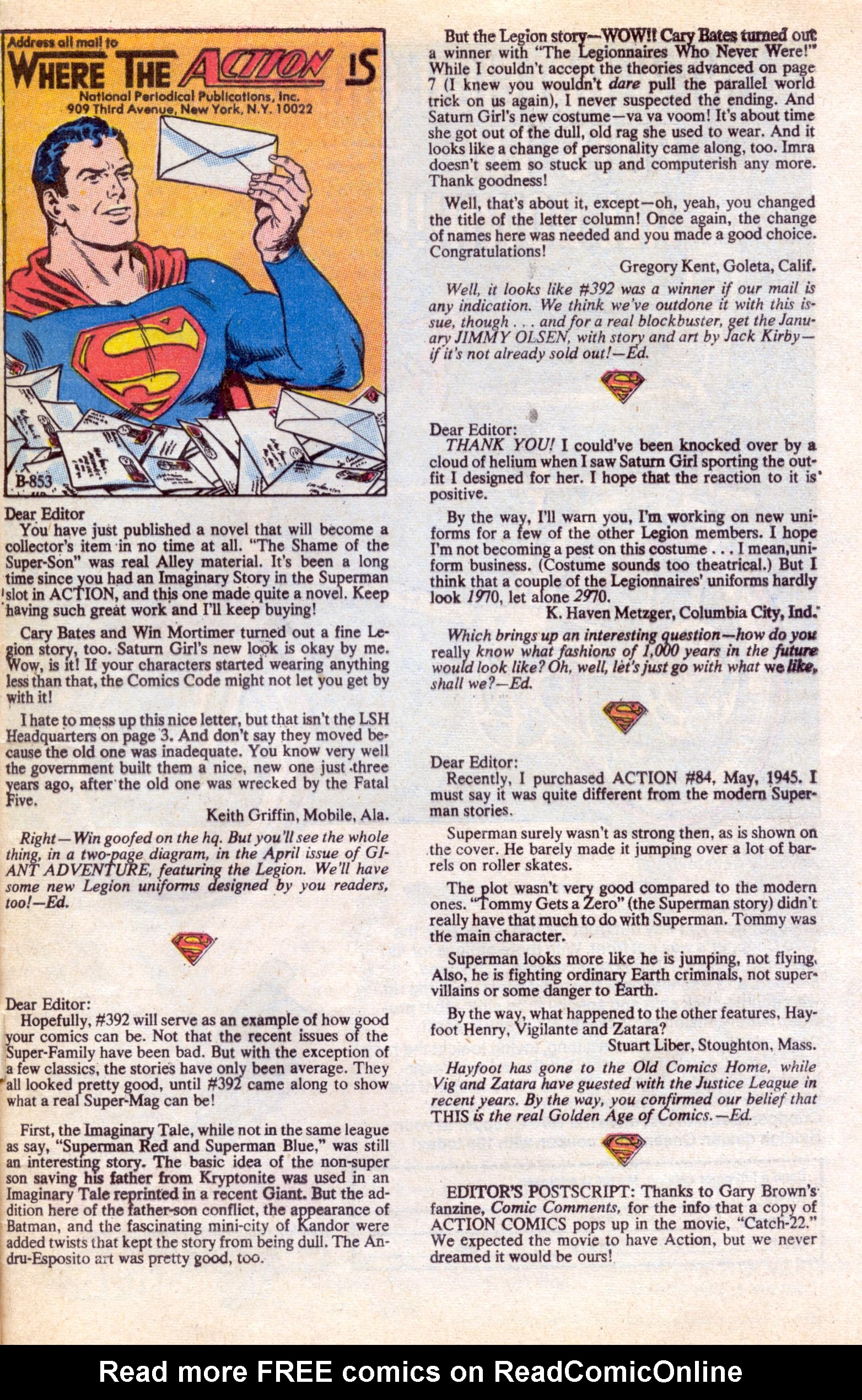 Action Comics (1938) 396 Page 33