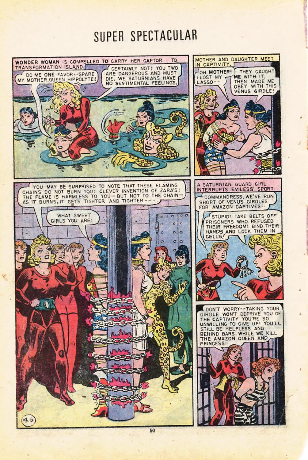 Read online Adventure Comics (1938) comic -  Issue #416 - 50