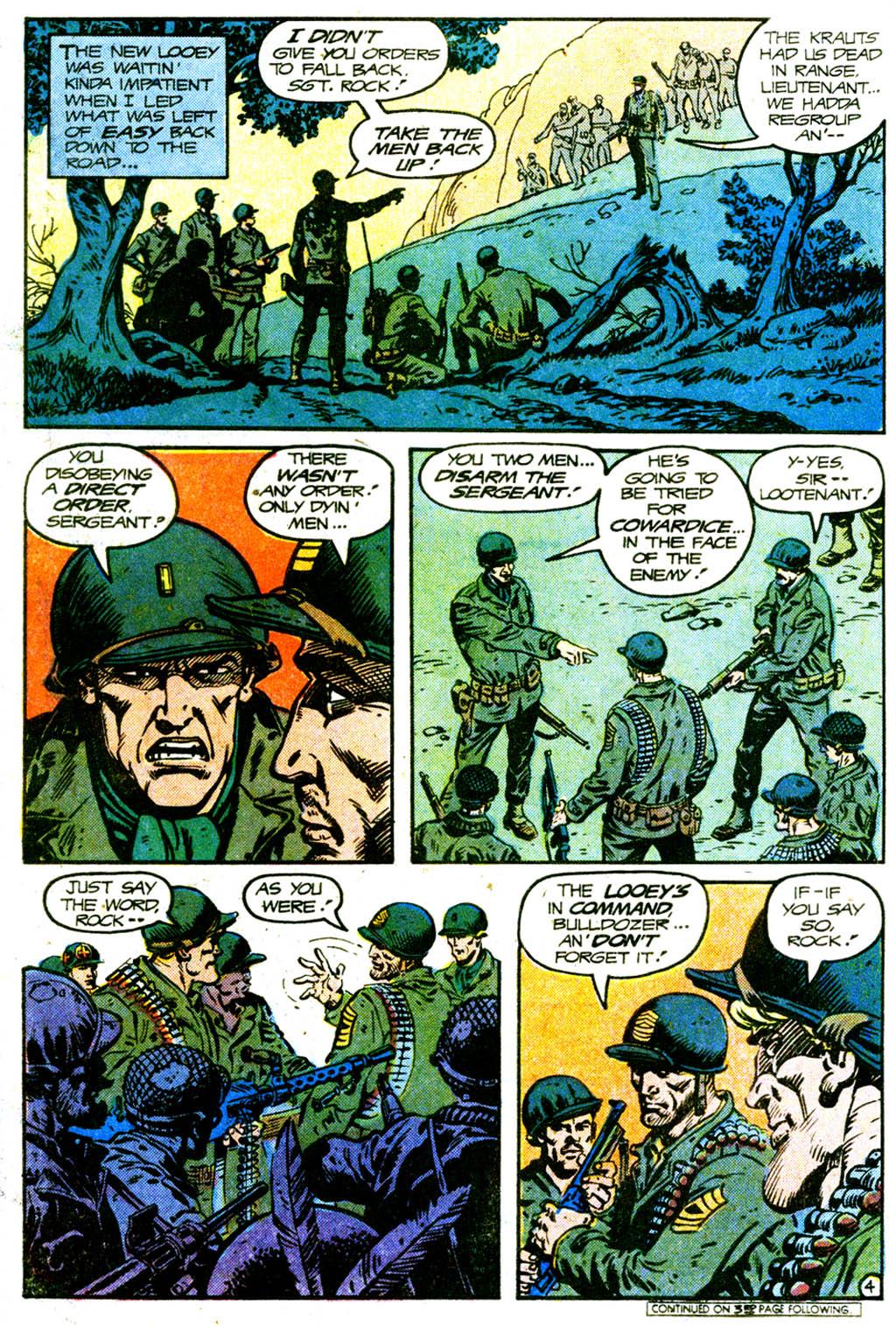 Read online Sgt. Rock comic -  Issue #334 - 5