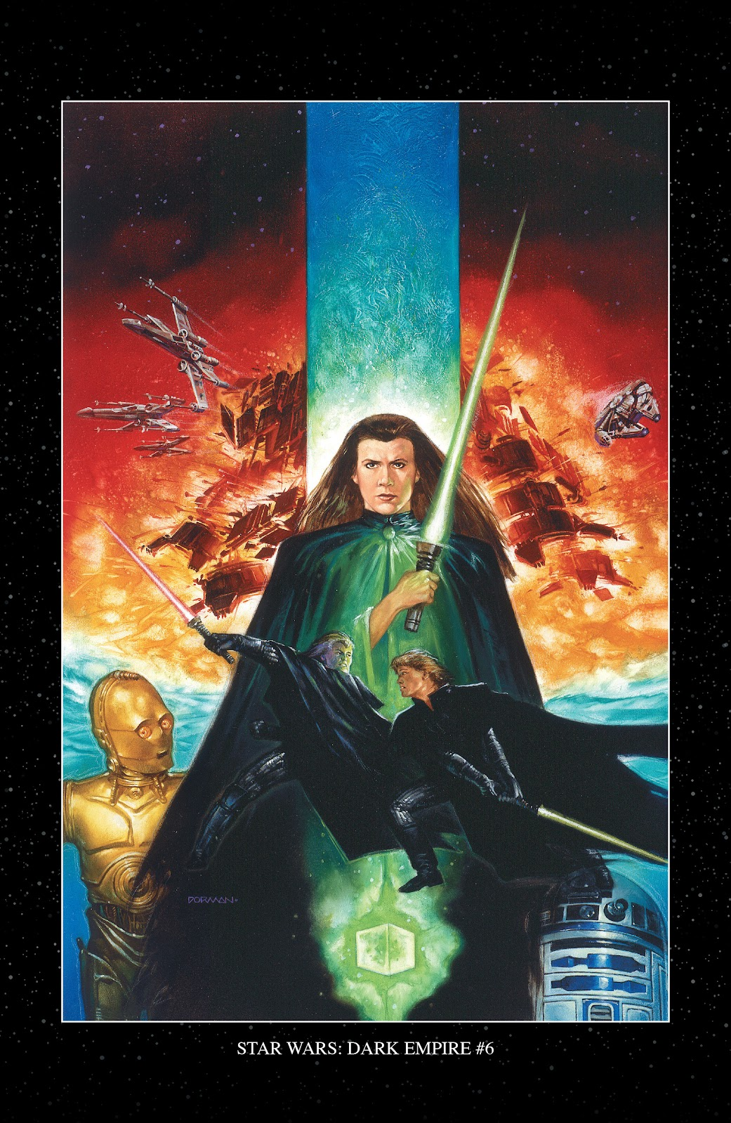 Read online Star Wars: Dark Empire Trilogy comic -  Issue # TPB (Part 2) - 31