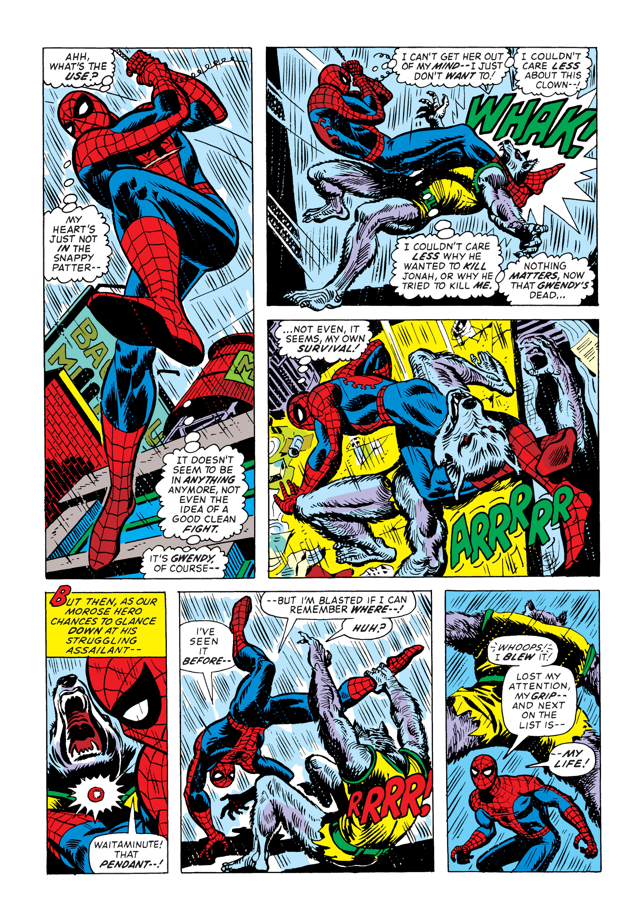 The Amazing Spider-Man (1963) 125 Page 3