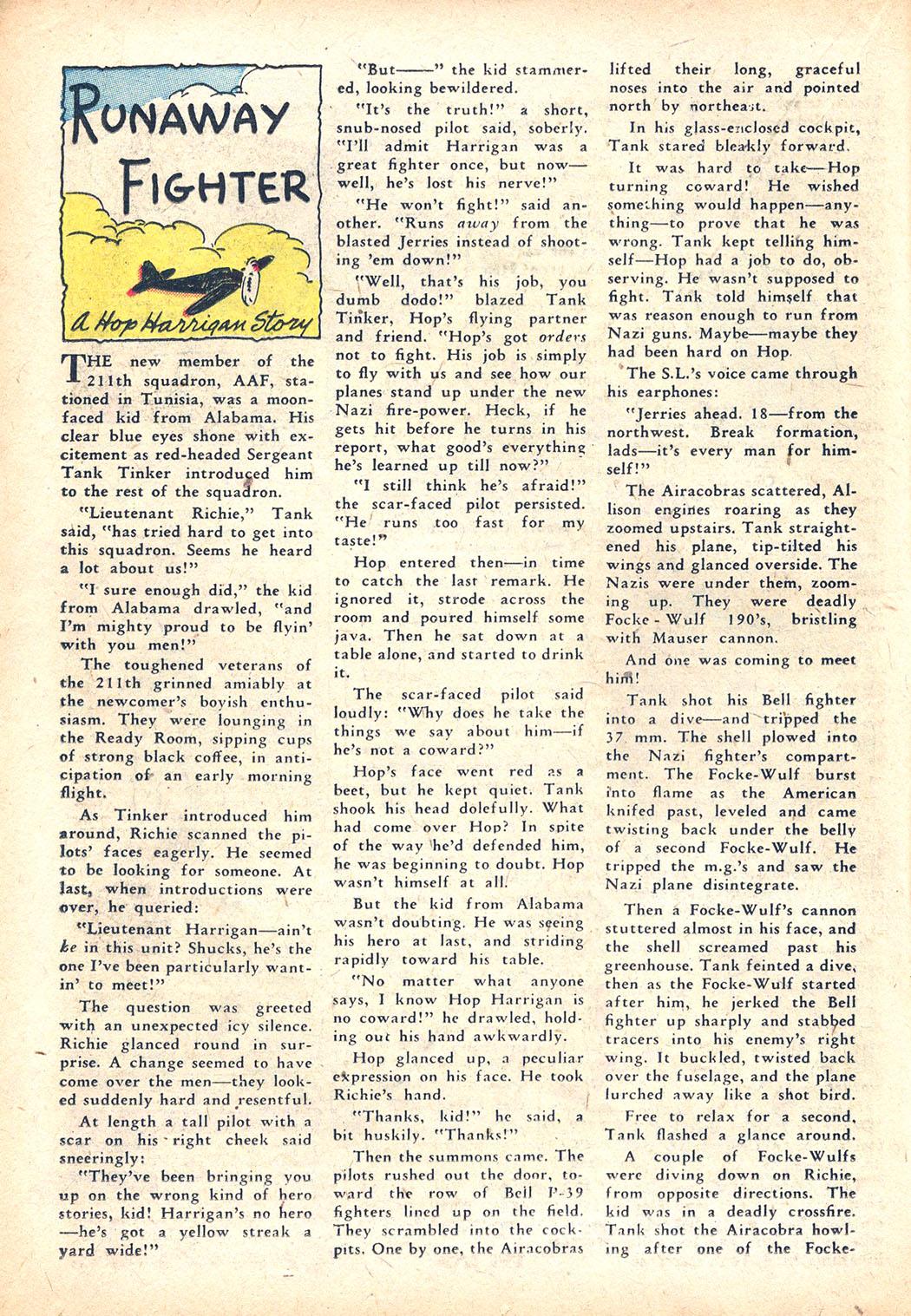 Read online Sensation (Mystery) Comics comic -  Issue #34 - 30