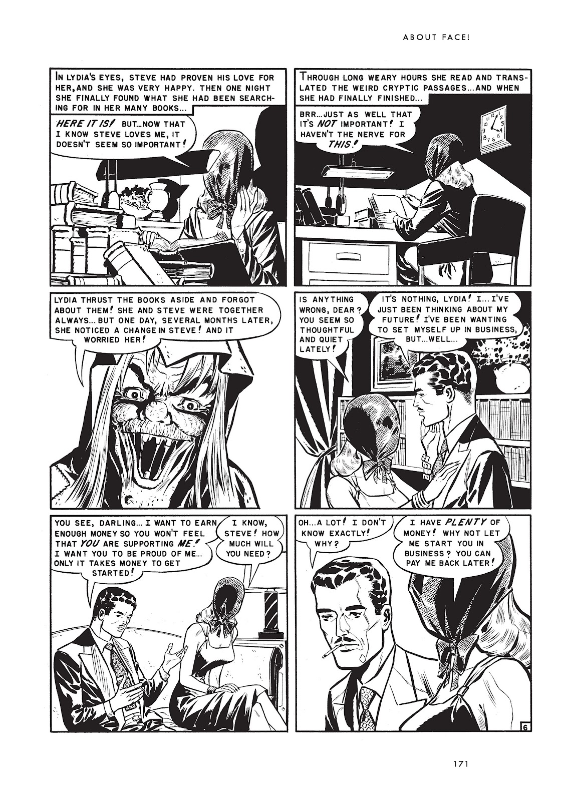 Read online Voodoo Vengeance and Other Stories comic -  Issue # TPB (Part 2) - 89