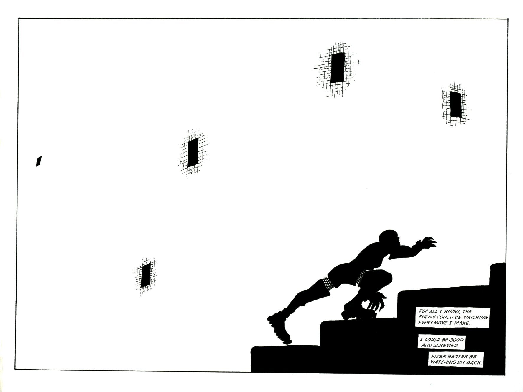 Read online Frank Miller's Holy Terror comic -  Issue # TPB - 98