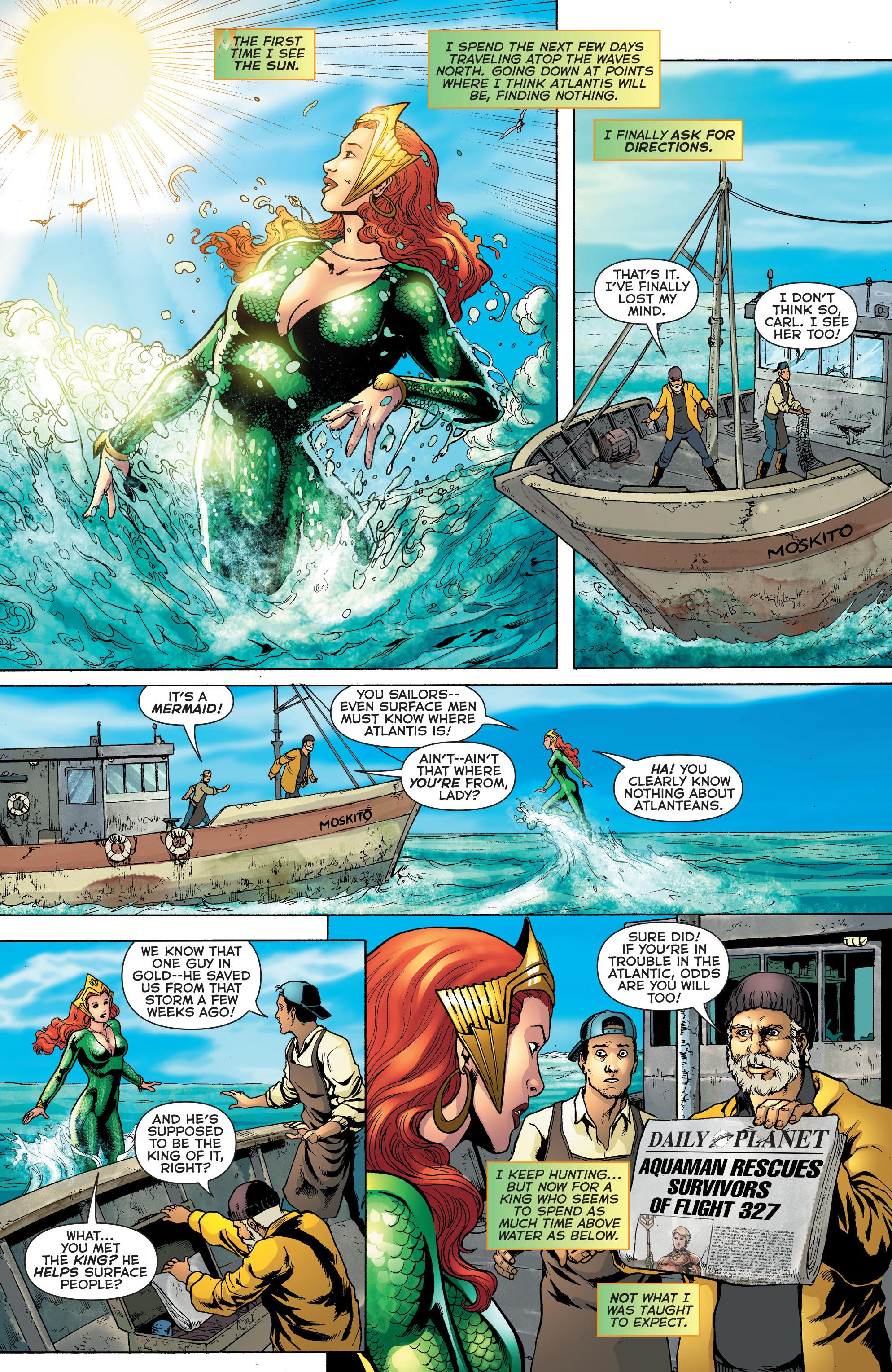 Read online Secret Origins (2014) comic -  Issue #5 - 31