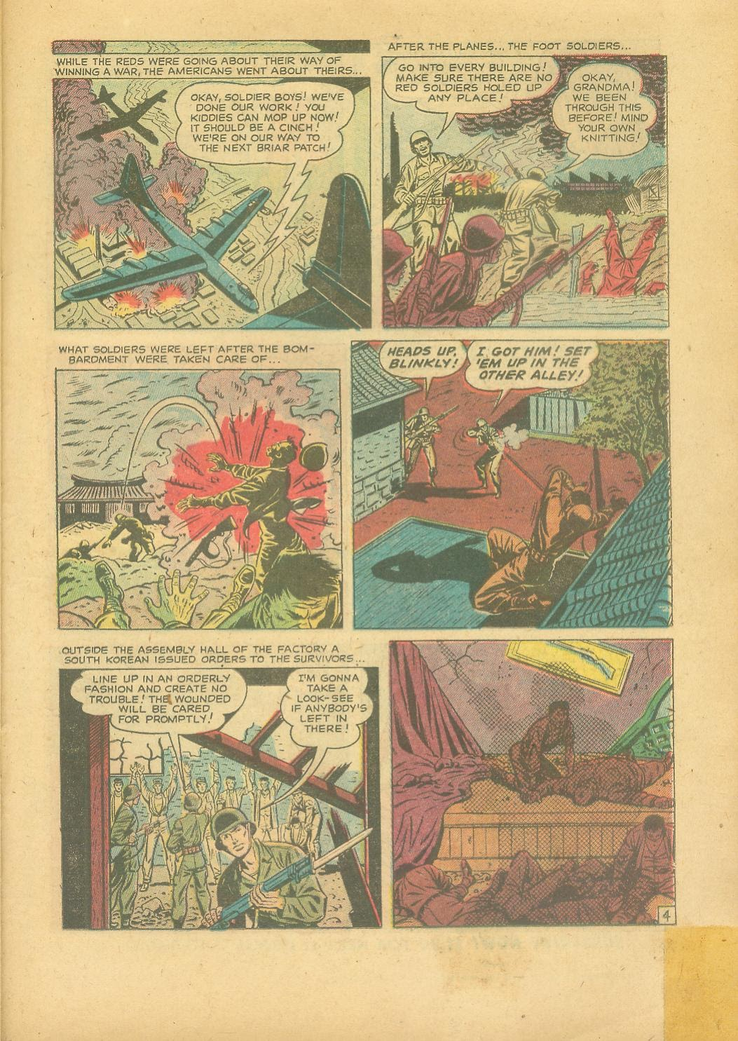 War Adventures issue 1 - Page 23
