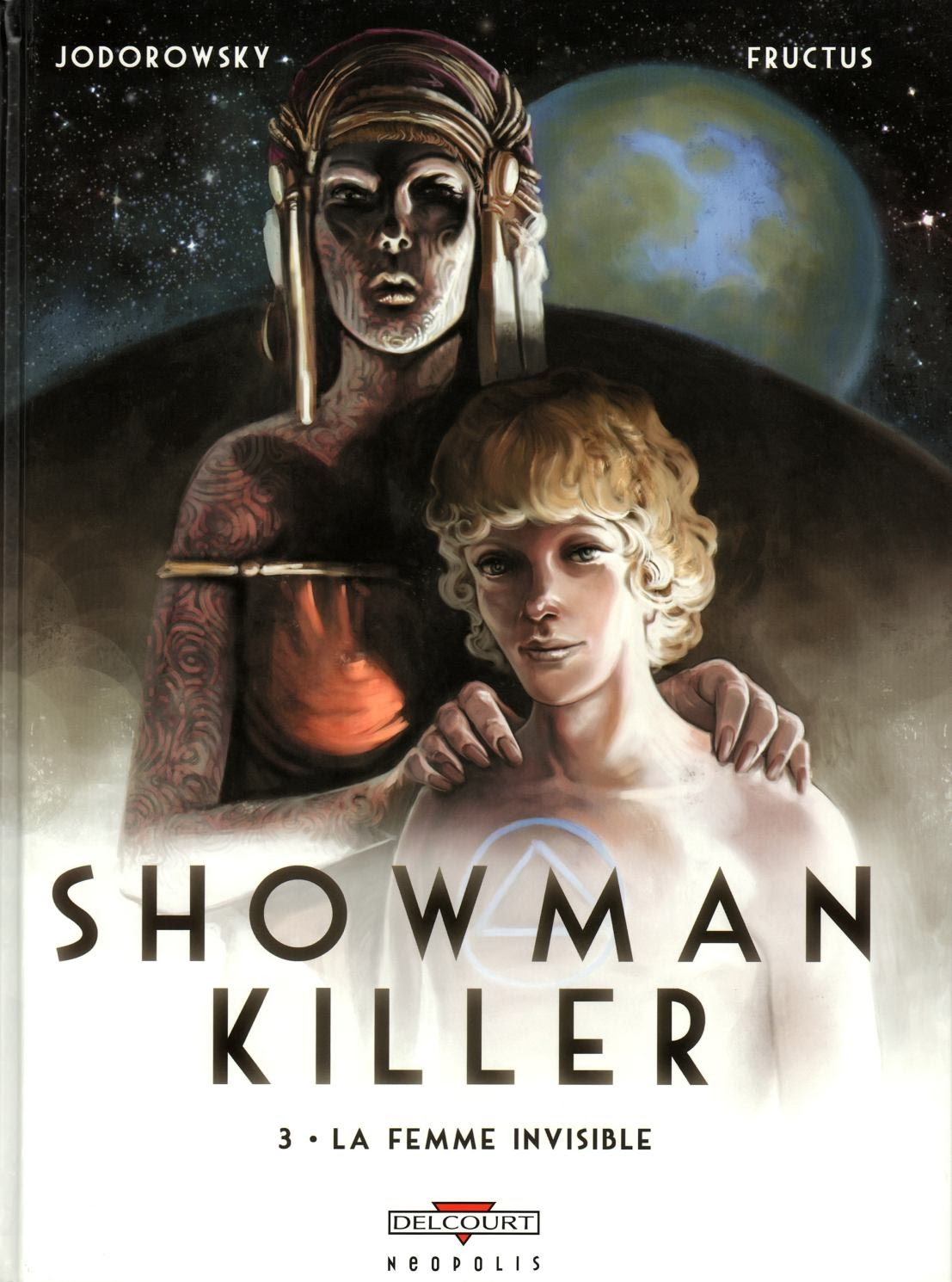 Showman Killer issue 3 - Page 1
