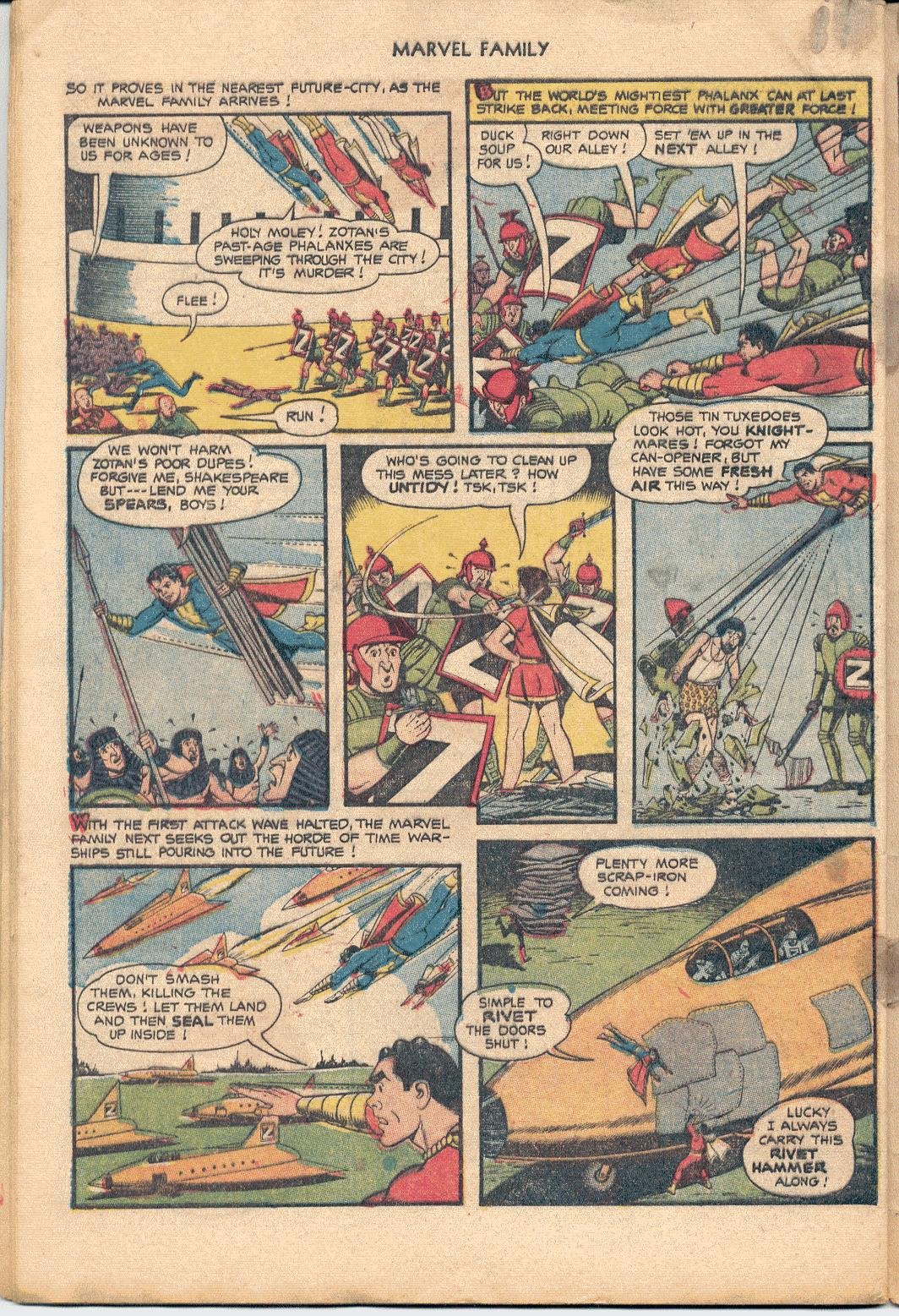 The Marvel Family issue 88 - Page 32
