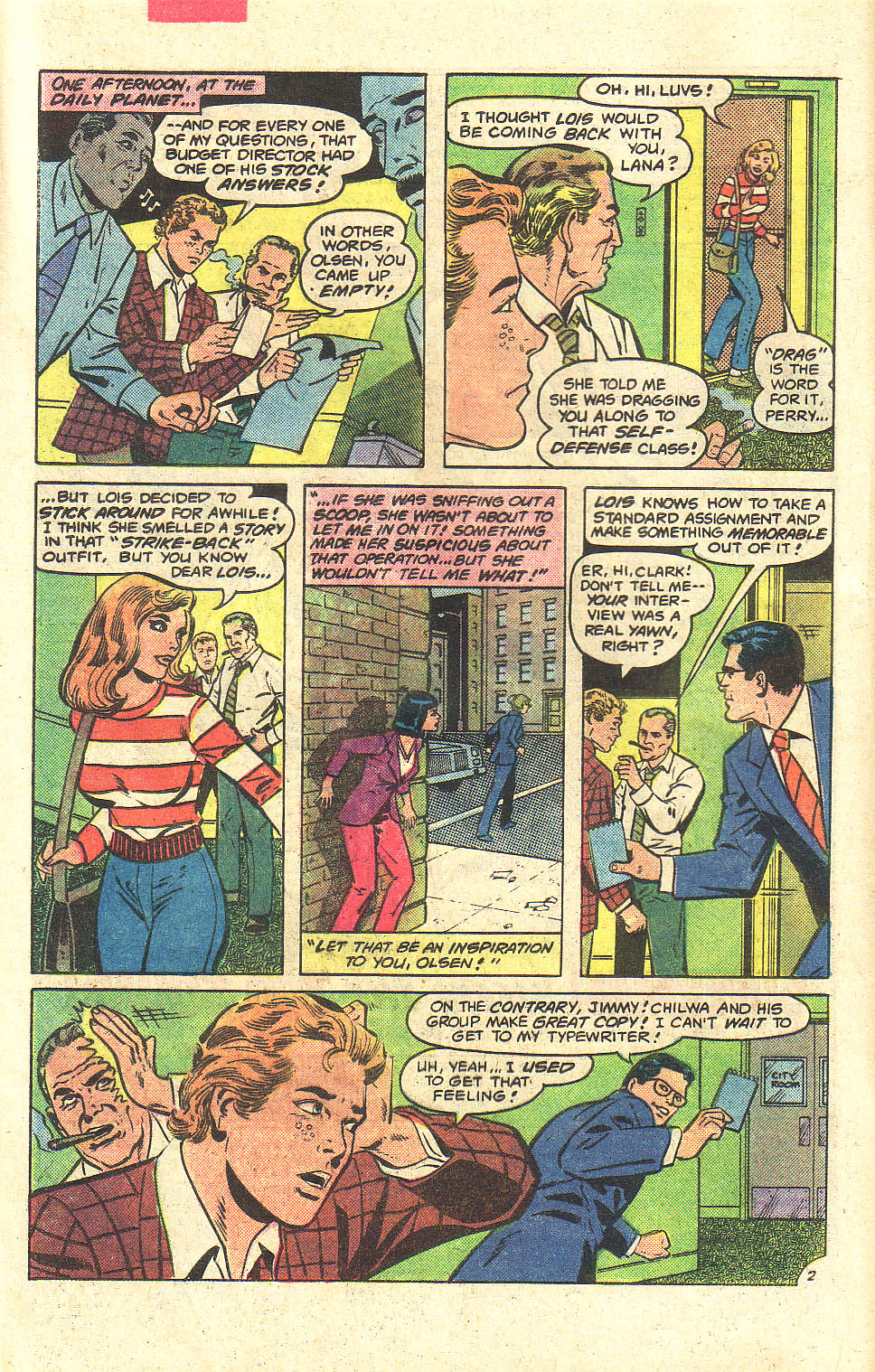 Action Comics (1938) 549 Page 2