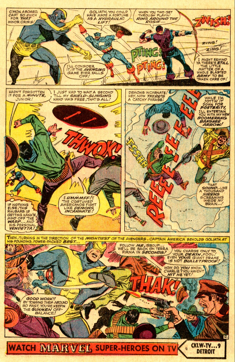 The Avengers (1963) 35 Page 13