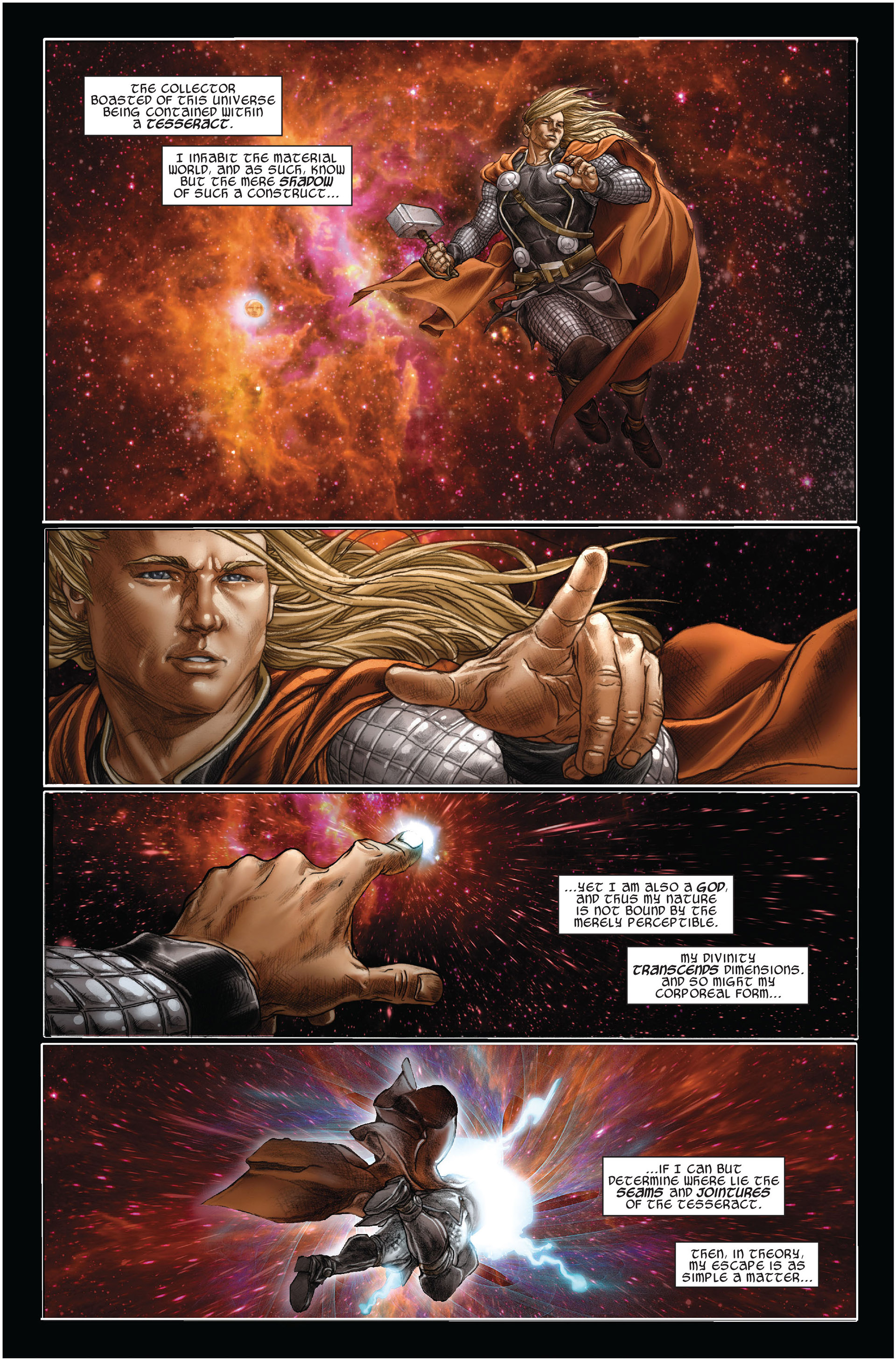 Read online Astonishing Thor comic -  Issue #3 - 7