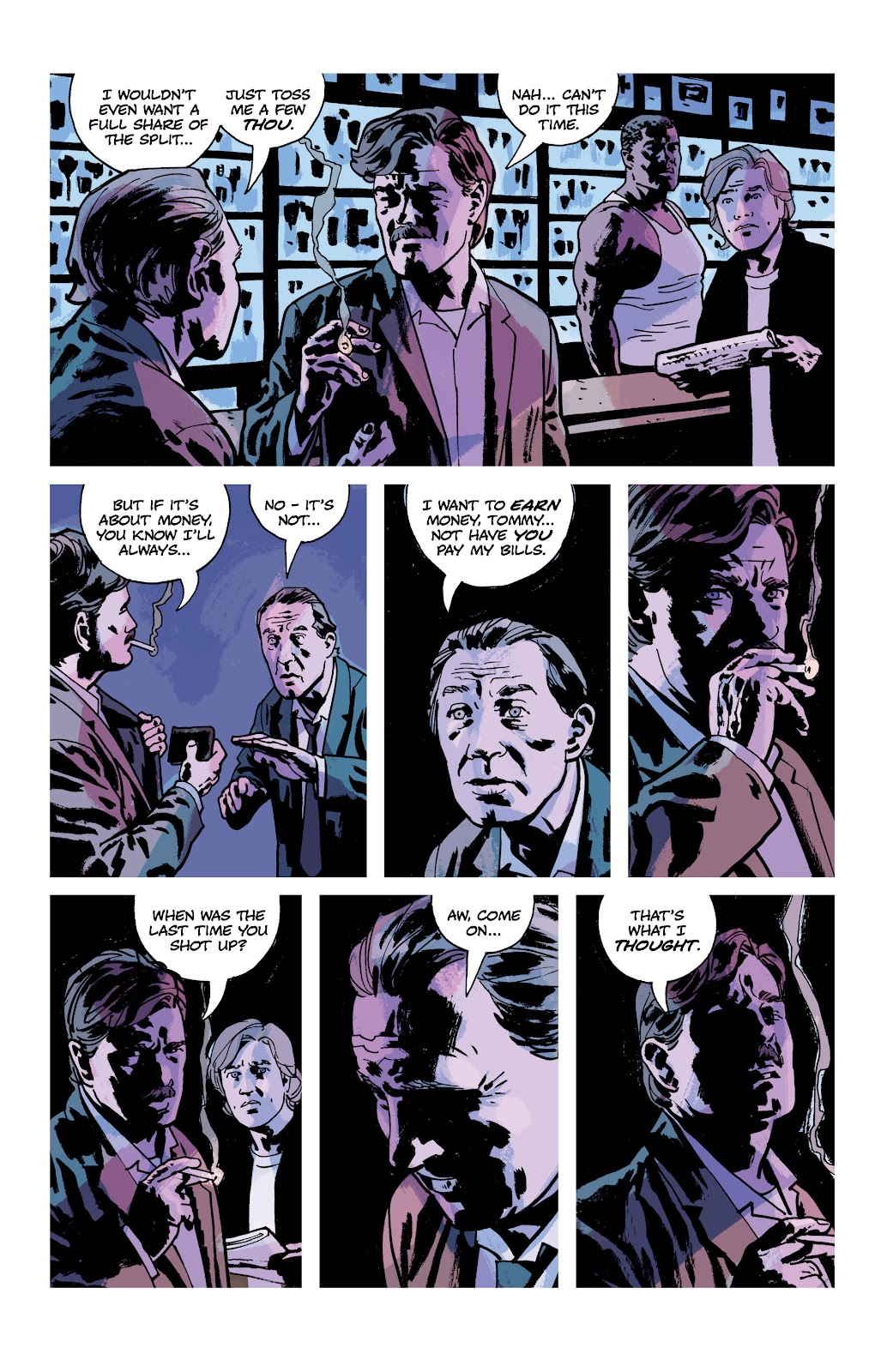 Read online Criminal (2019) comic -  Issue #9 - 8