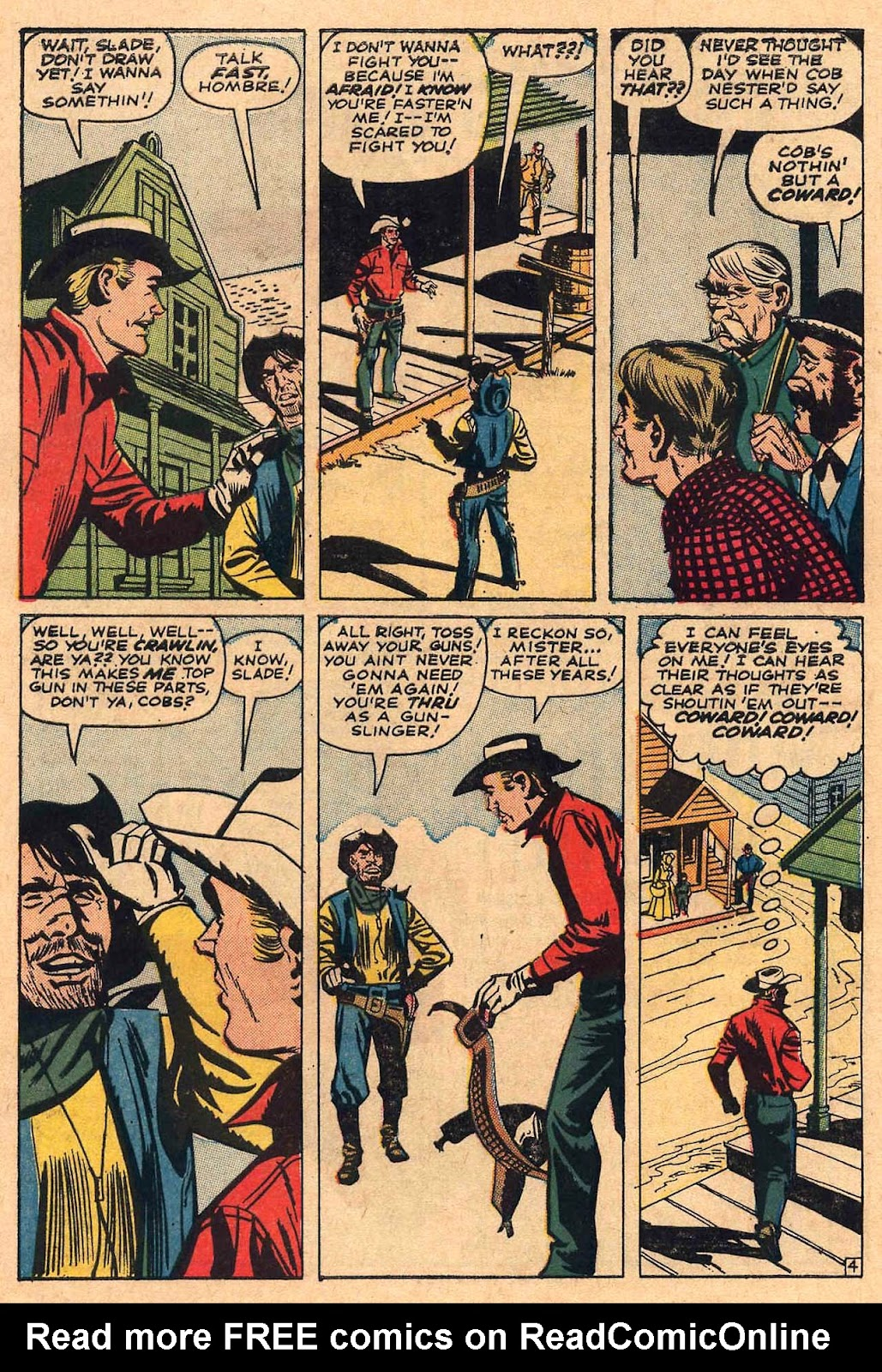 The Rawhide Kid (1955) issue 50 - Page 30