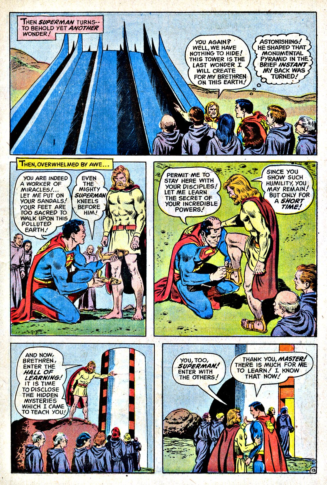Read online Action Comics (1938) comic -  Issue #406 - 16
