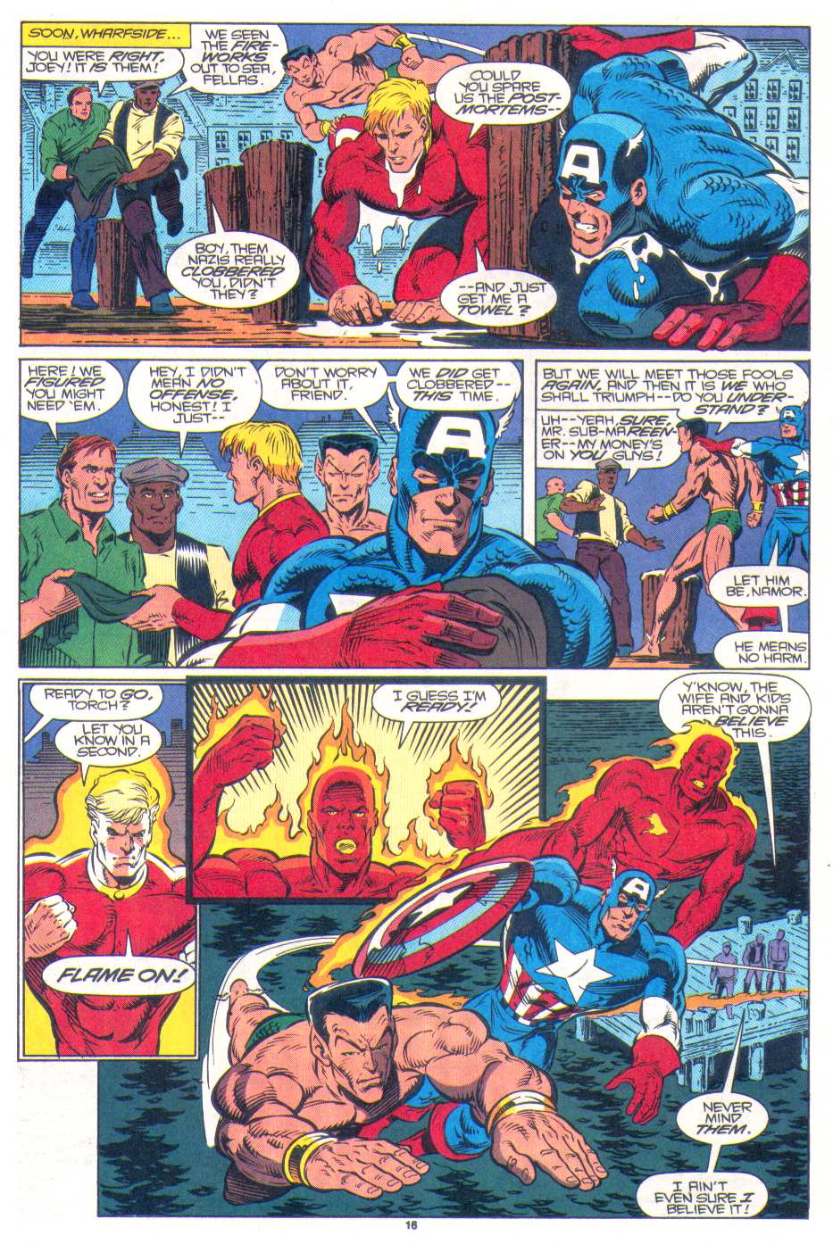 Read online The Invaders (1993) comic -  Issue #1 - 14
