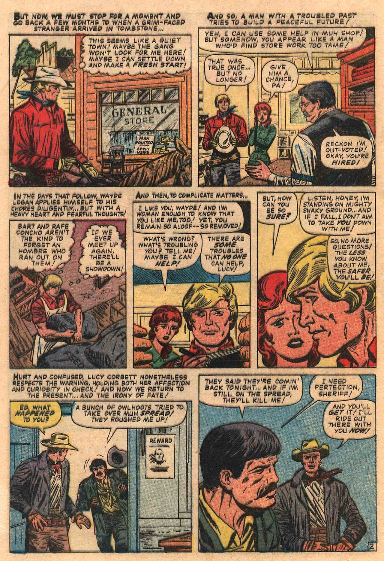 Read online Two-Gun Kid comic -  Issue #82 - 4