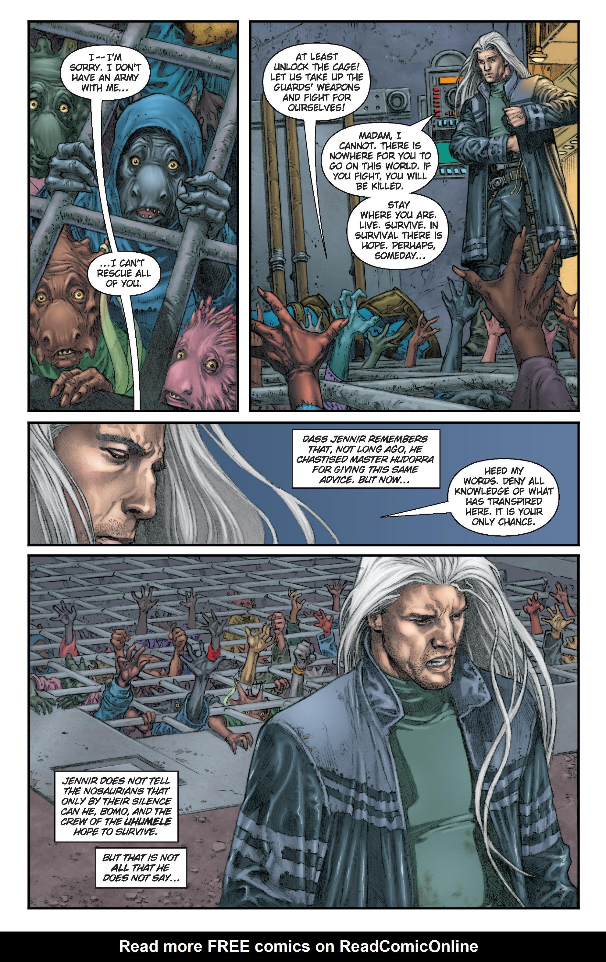 Read online Star Wars Omnibus comic -  Issue # Vol. 31 - 125