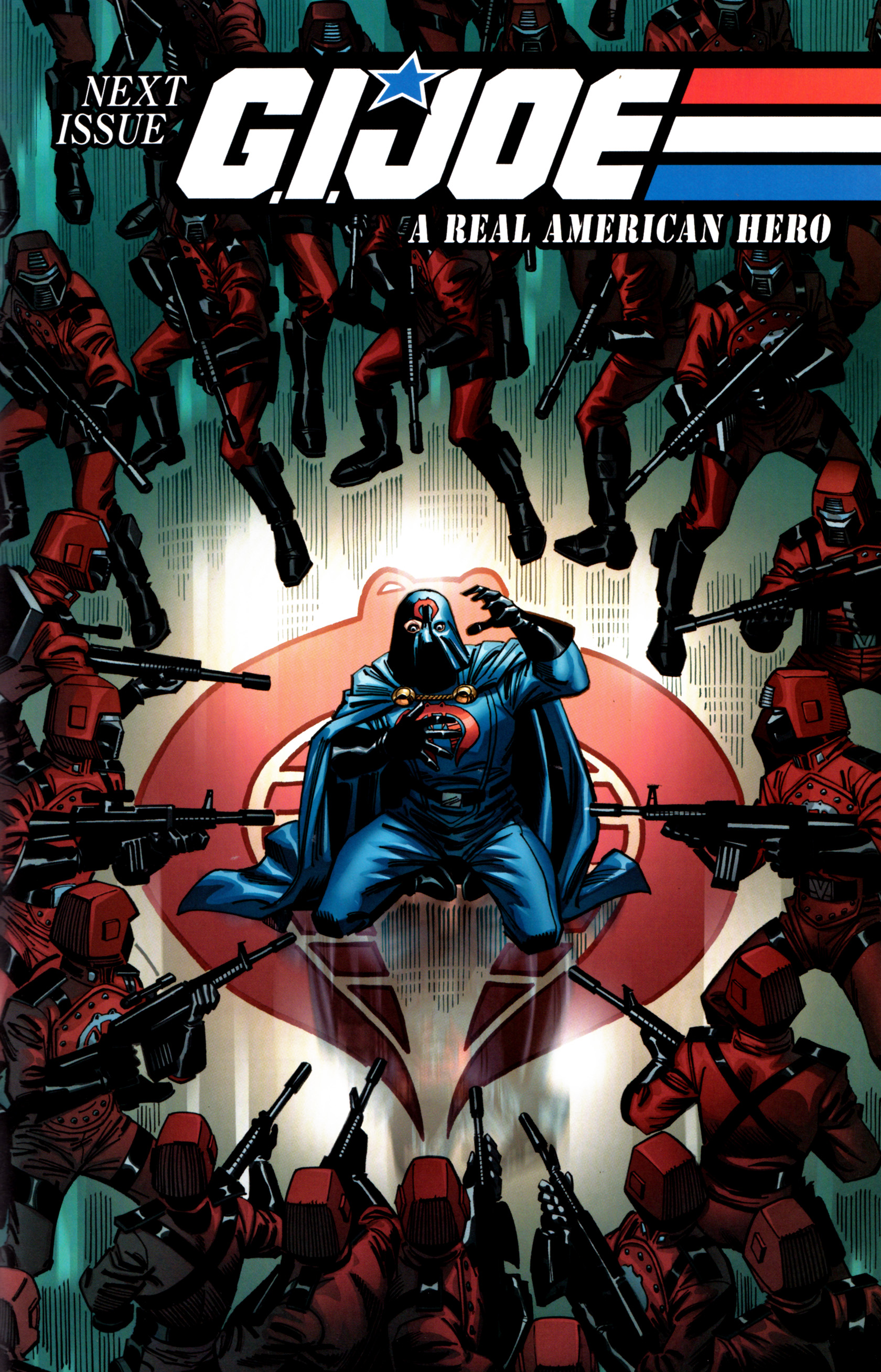 G.I. Joe: A Real American Hero 176 Page 25
