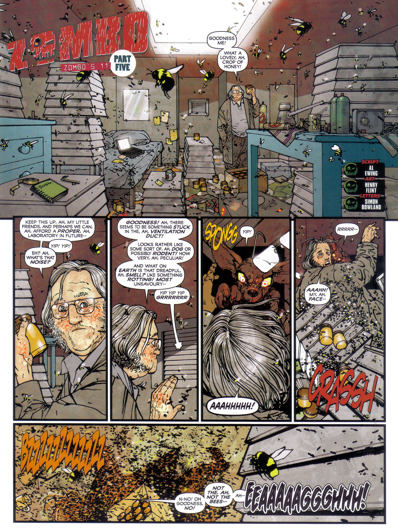 Read online 2000 AD comic -  Issue #1746 - 61