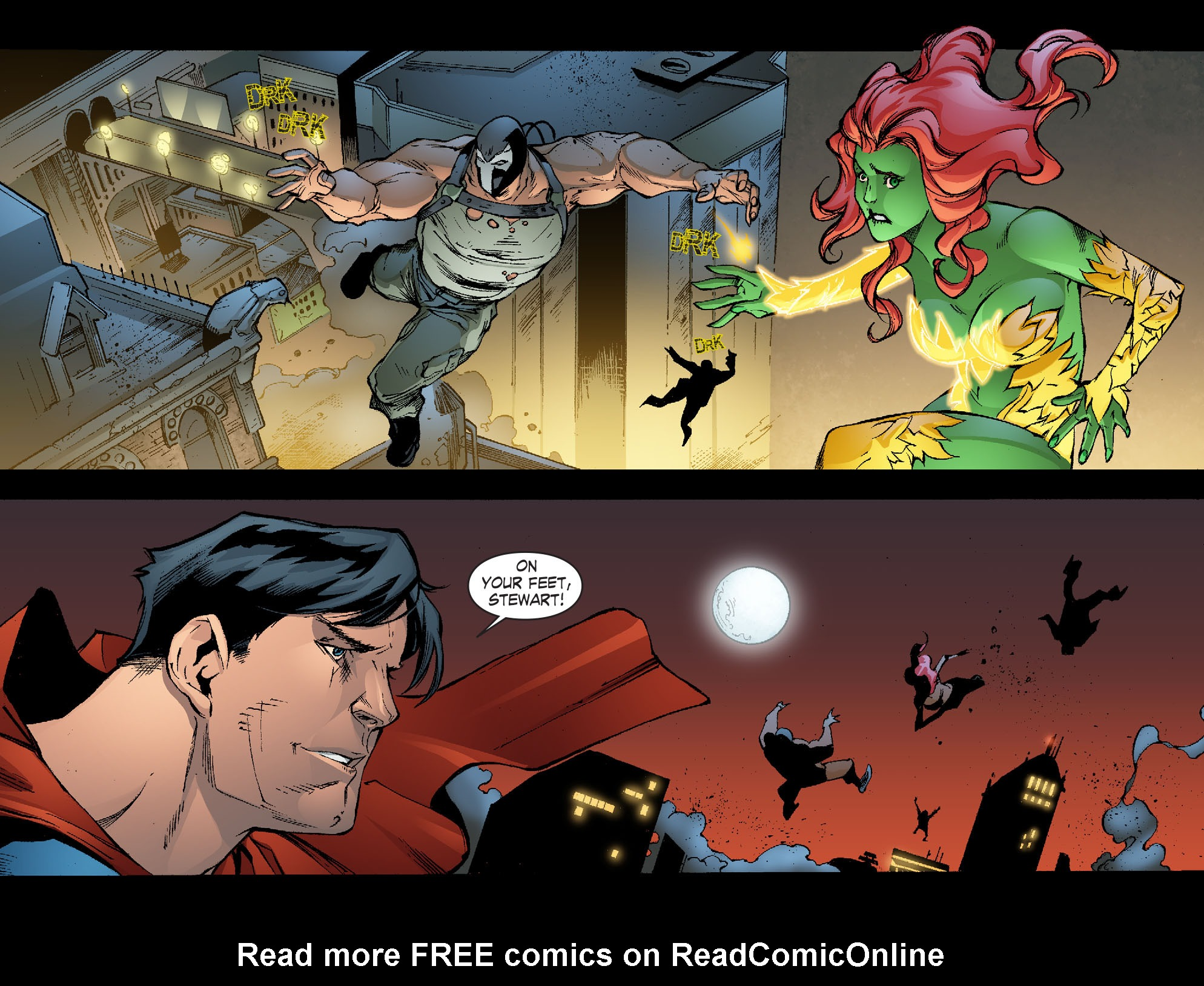 Read online Smallville: Lantern [I] comic -  Issue #11 - 21