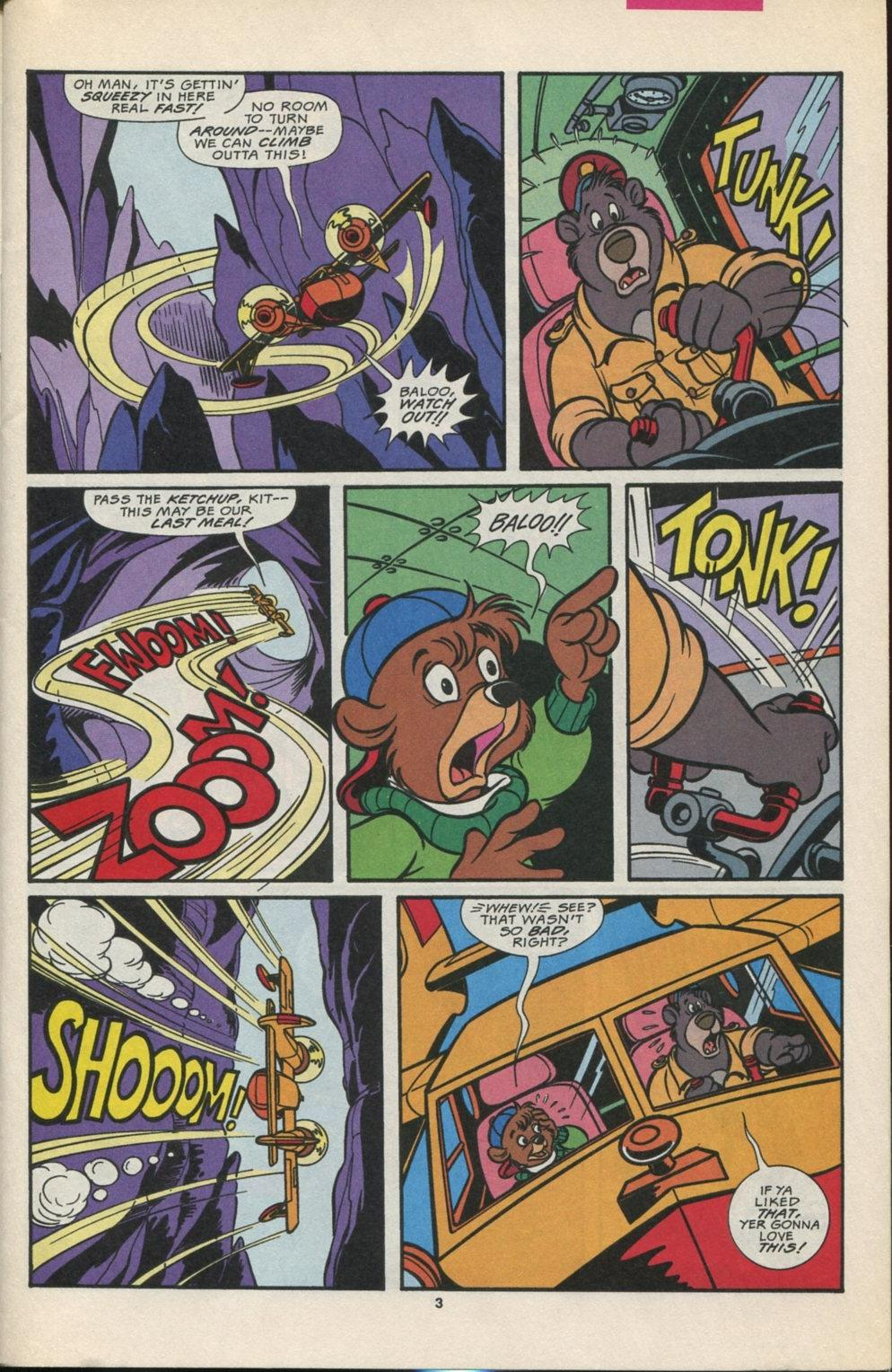 Read online Disney's Tale Spin comic -  Issue #5 - 4