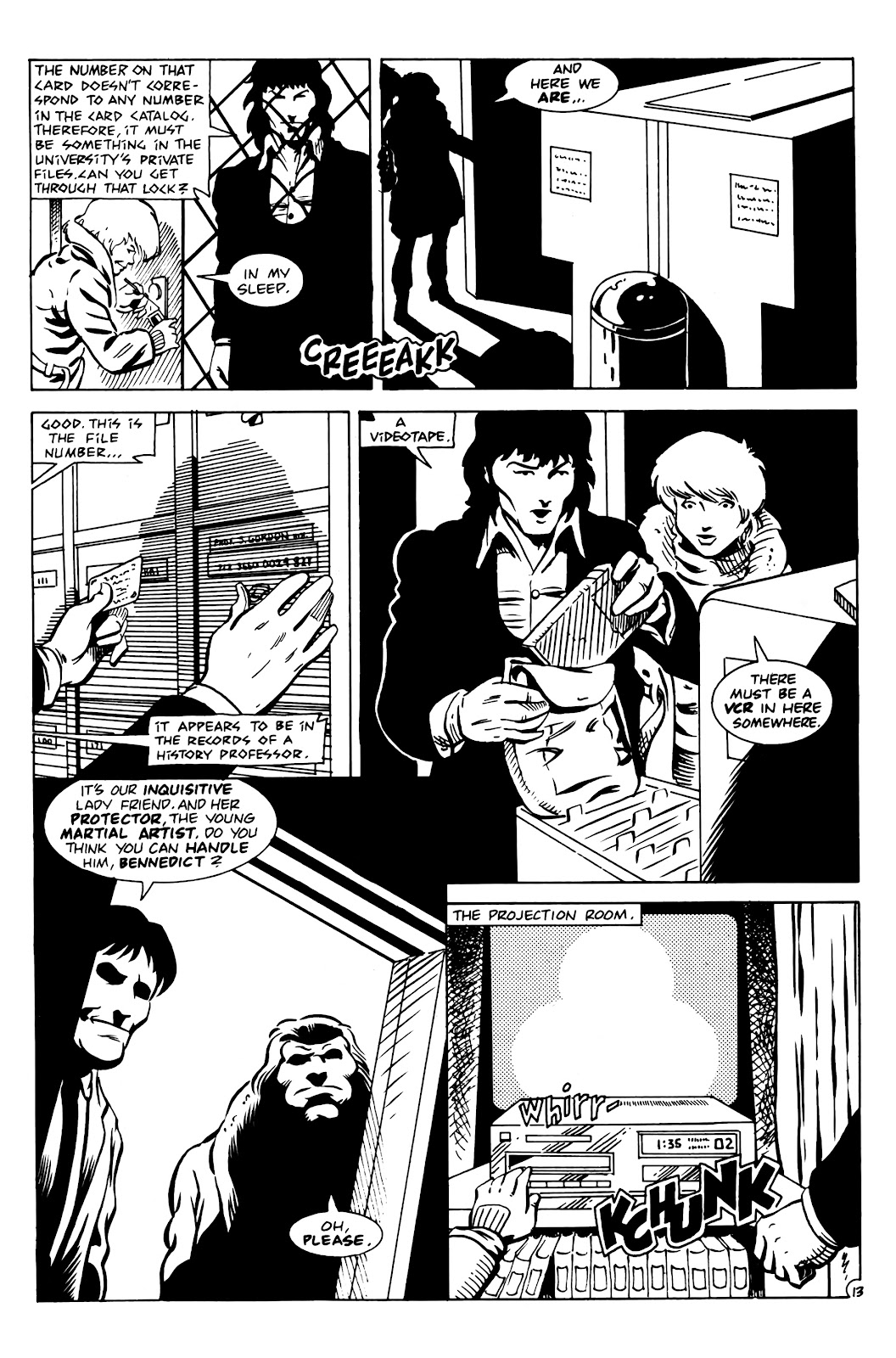 Eagle issue 14 - Page 15