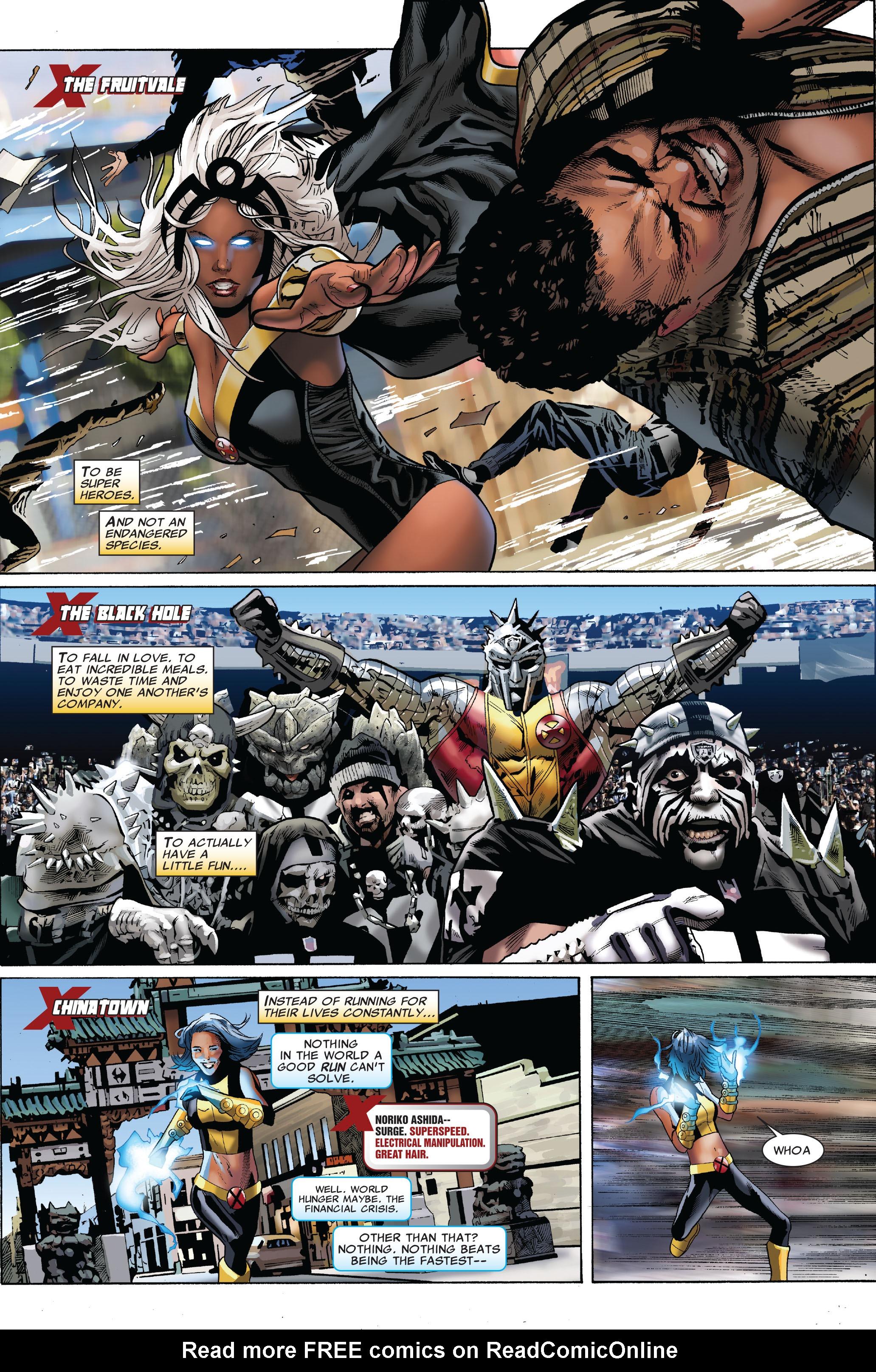 Read online Uncanny X-Men (1963) comic -  Issue #509 - 5