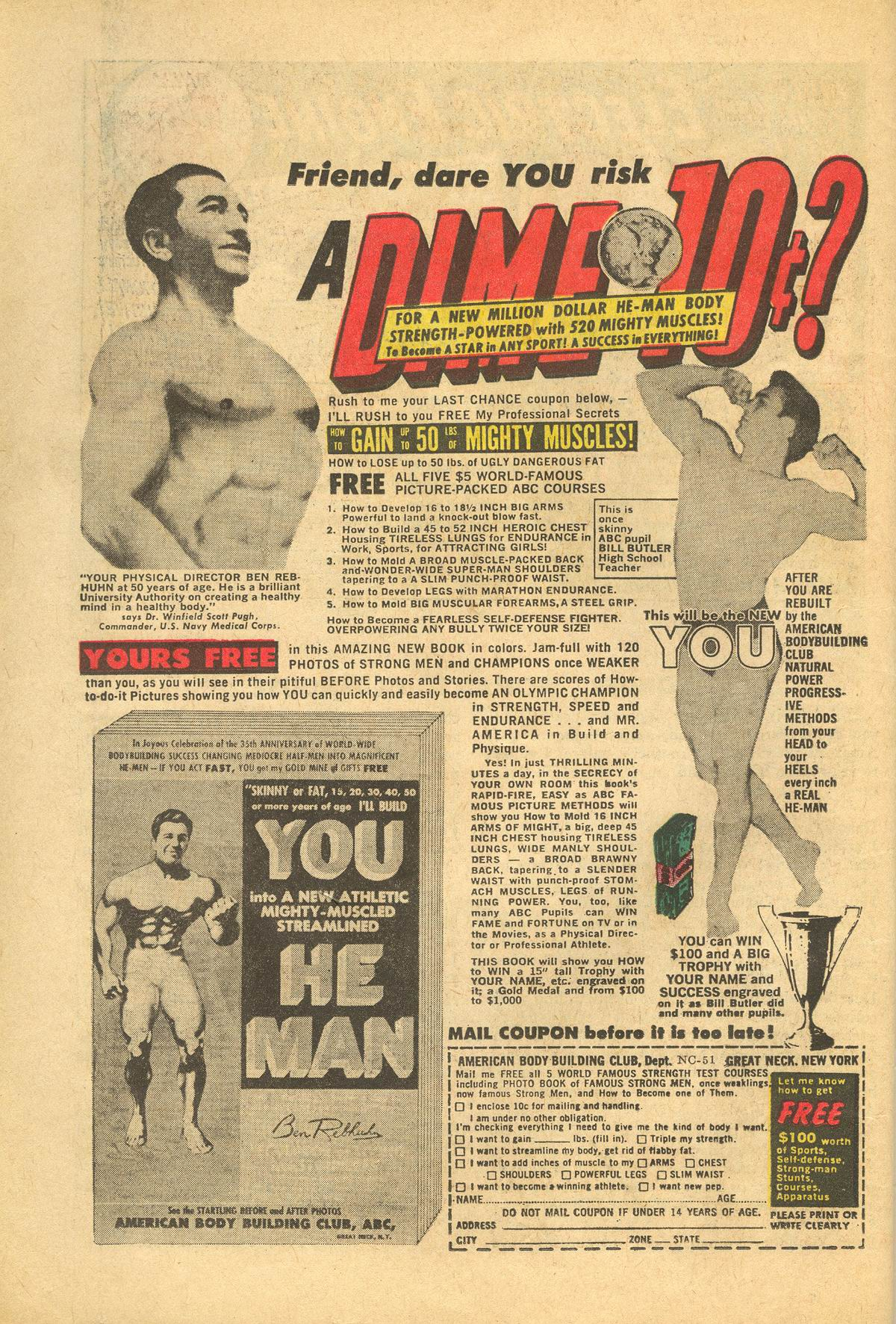 Read online Wonder Woman (1942) comic -  Issue #151 - 34