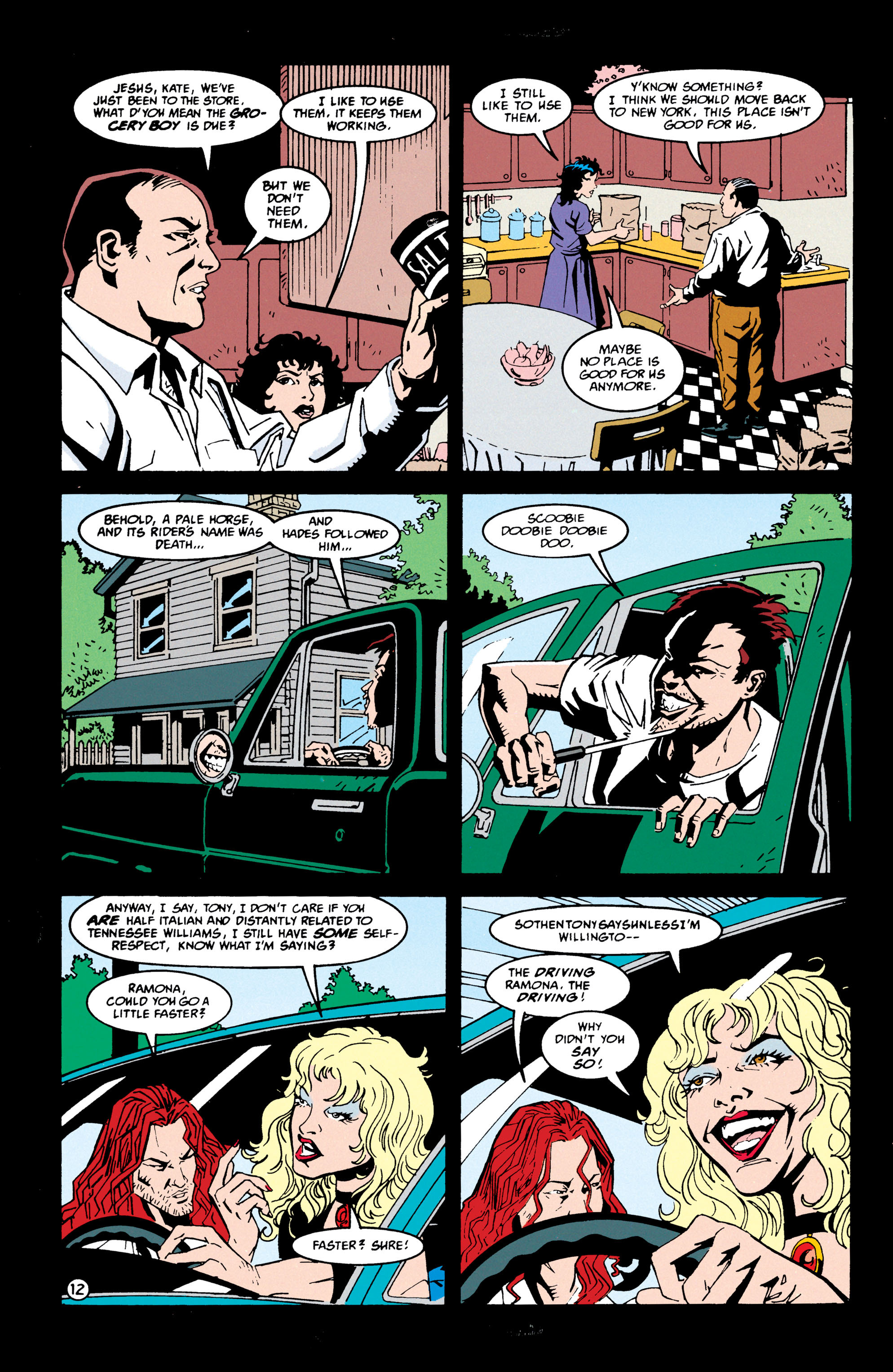 Read online Shade, the Changing Man comic -  Issue #69 - 13